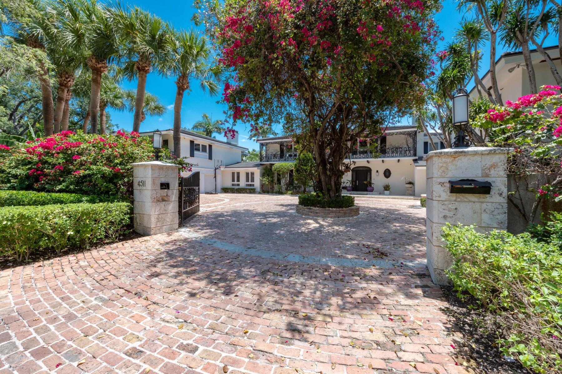 独户住宅 为 出租 在 4511 Lake Rd 4511 Lake Rd 迈阿密, 佛罗里达州 33137 美国