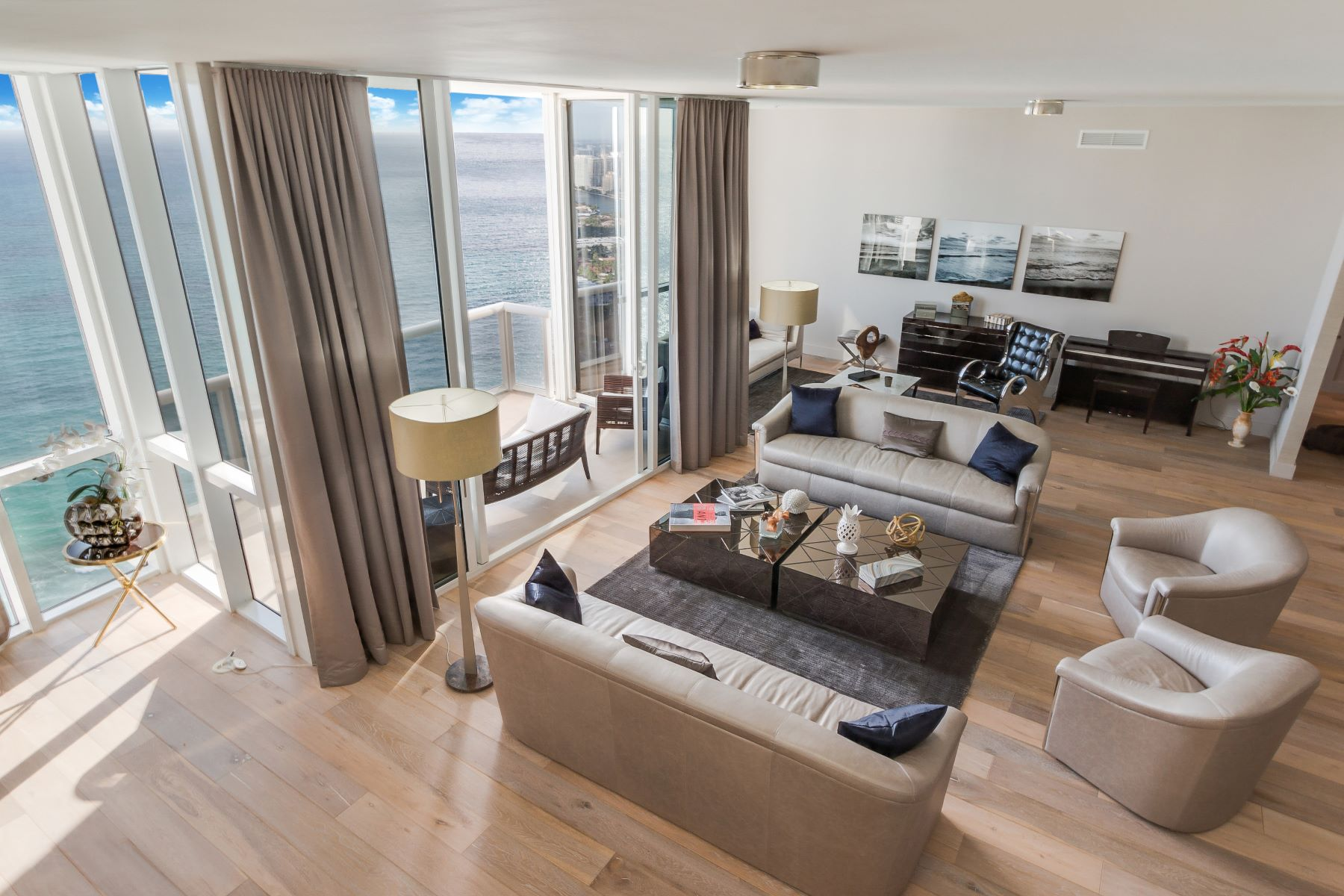condominiums for Active at 18201 Collins Ave TS6 Sunny Isles Beach, Florida 33160 United States