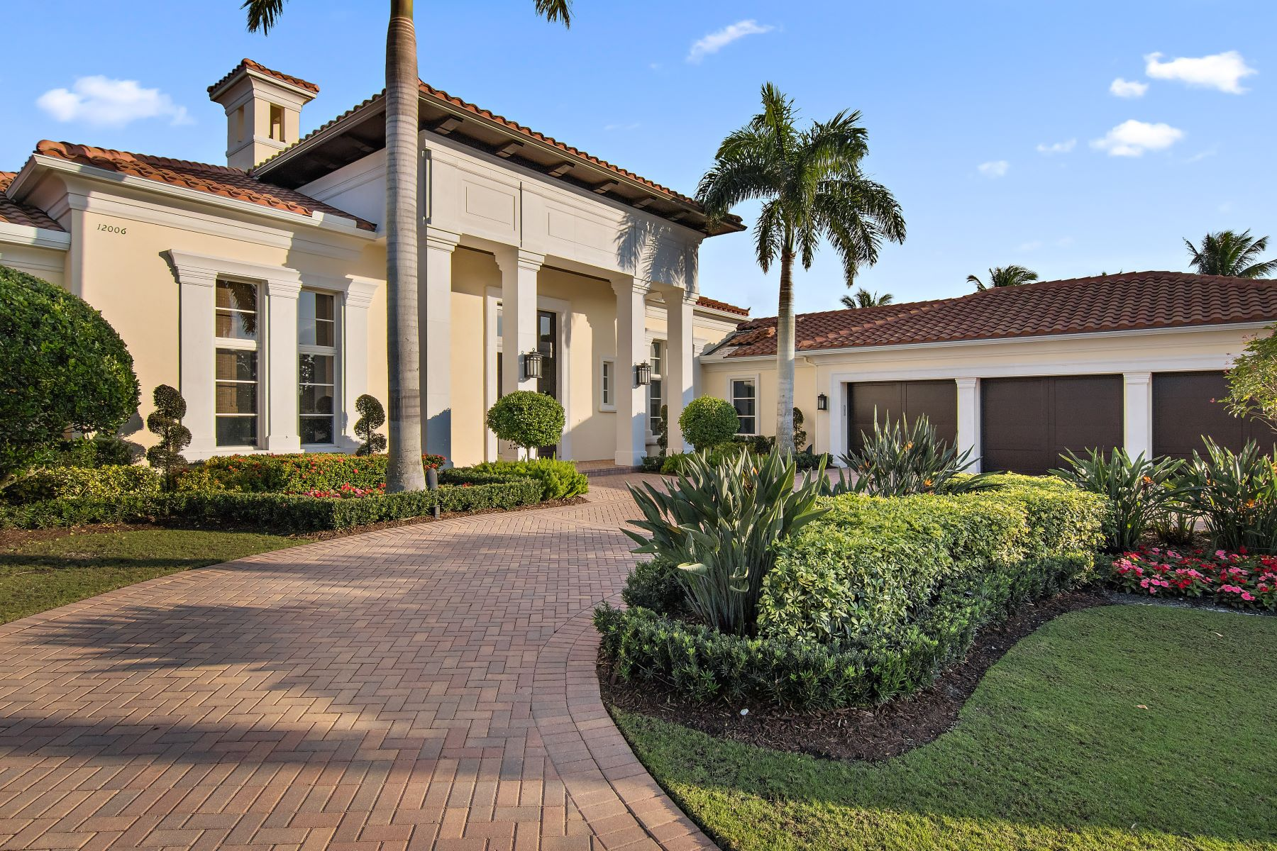 Single Family Home for Sale at 12006 Cielo Court 12006Cielo Court Palm Beach Gardens, Florida 33418 United States