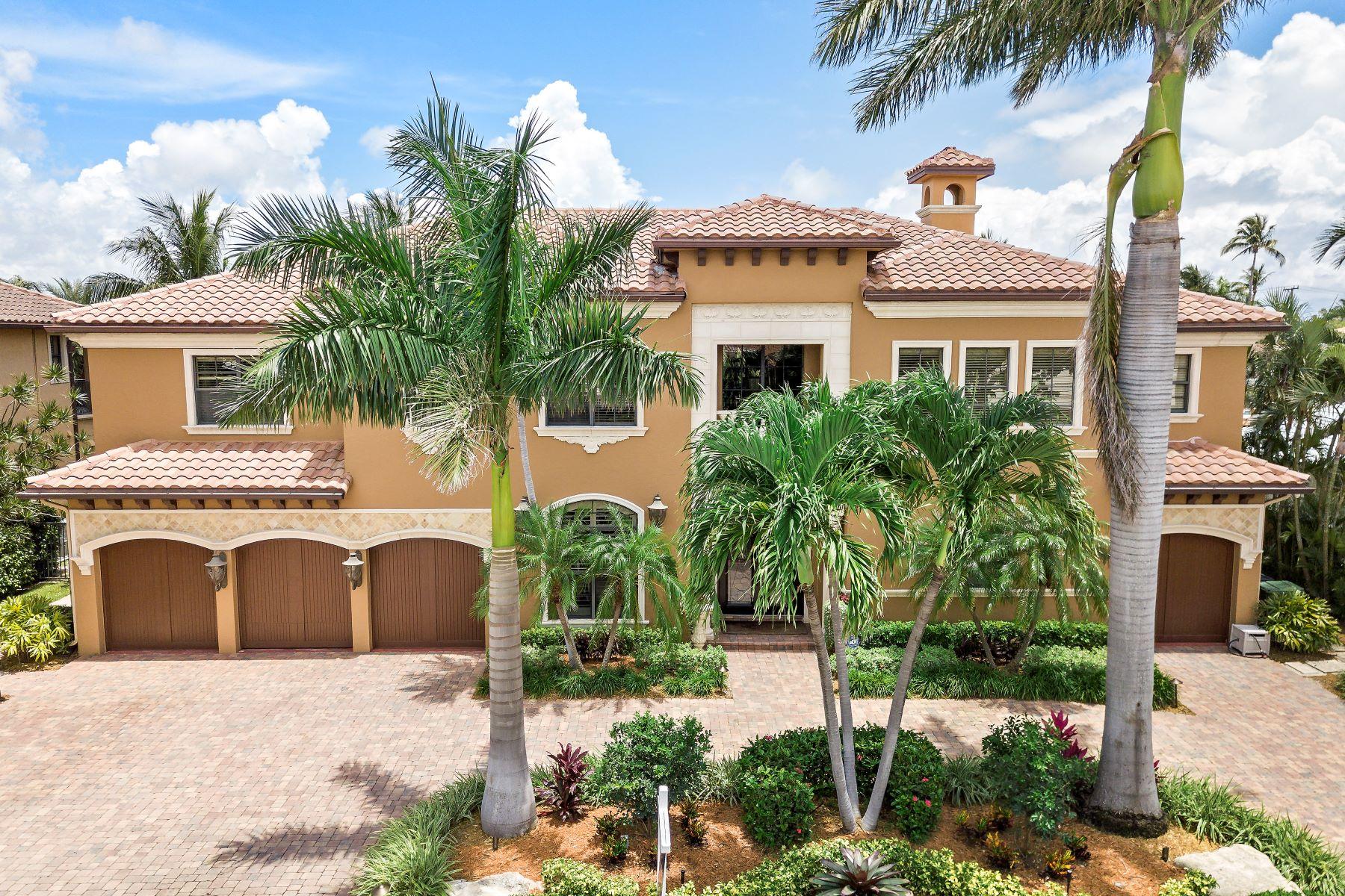 Vivienda unifamiliar por un Venta en 2841 Ne 35th Ct 2841 Ne 35th Ct Fort Lauderdale, Florida 33308 Estados Unidos