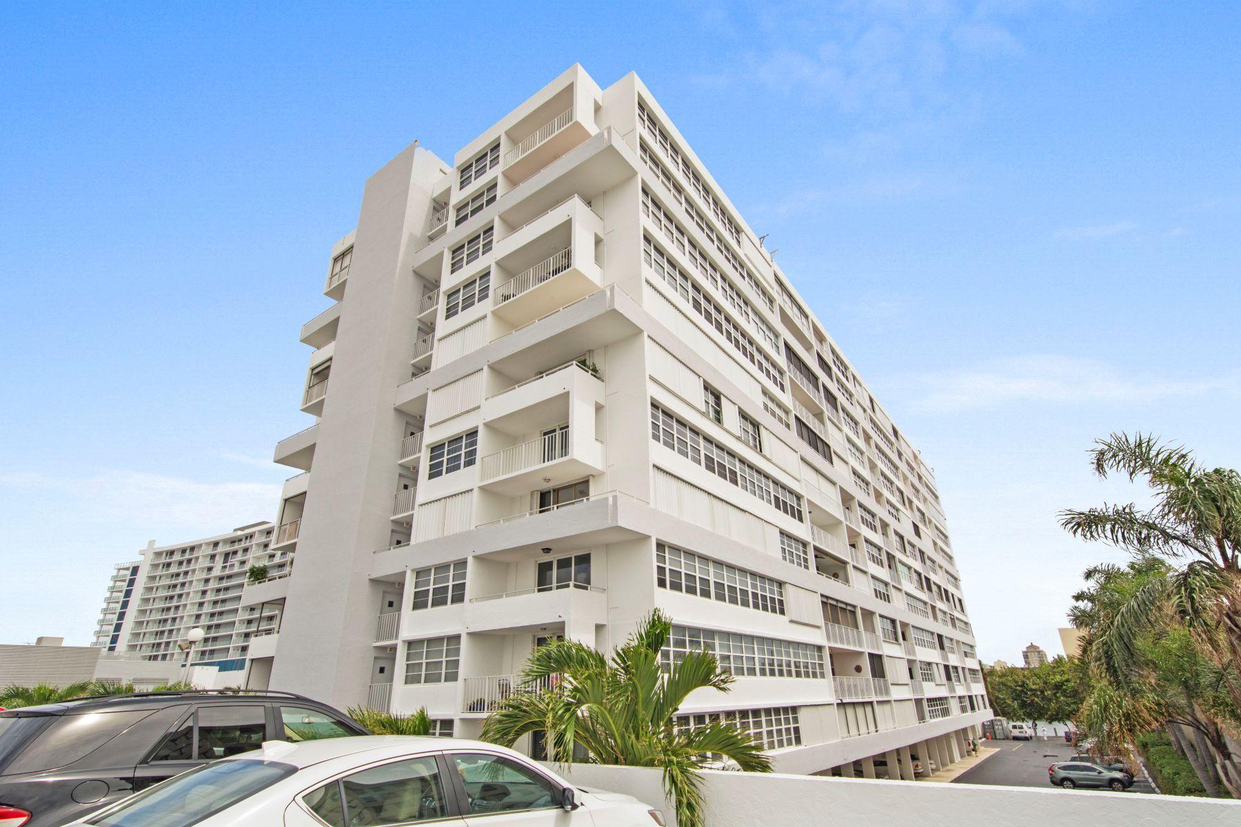 Appartement en copropriété pour l Vente à 1170 N Federal Hwy 1170 N Federal Hwy 201 Fort Lauderdale, Florida 33304 États-Unis