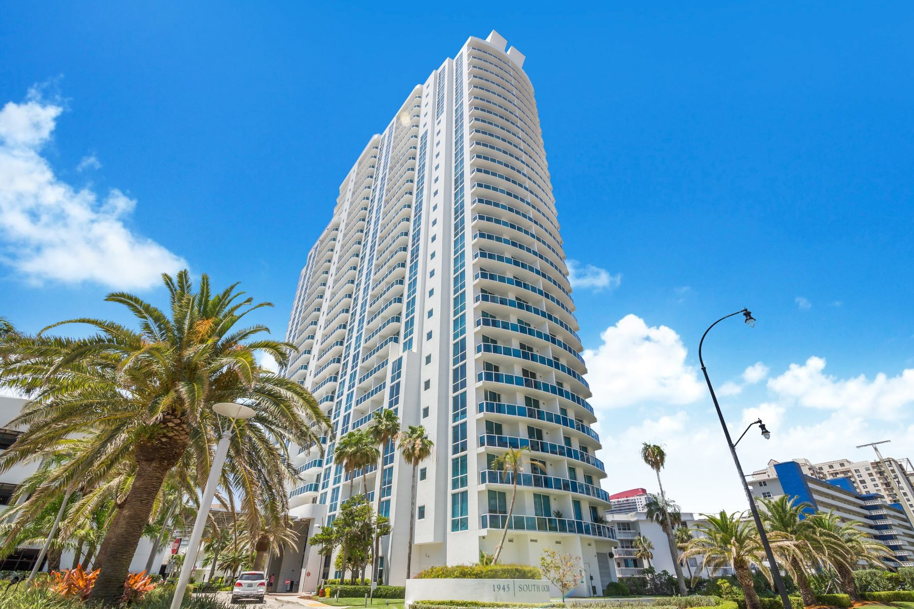 Condominiums for Sale at BREATHTAKING SUNRISE & SUNSET VIEWS 1945 S Ocean Dr 2804 Hallandale, Florida 33009 United States
