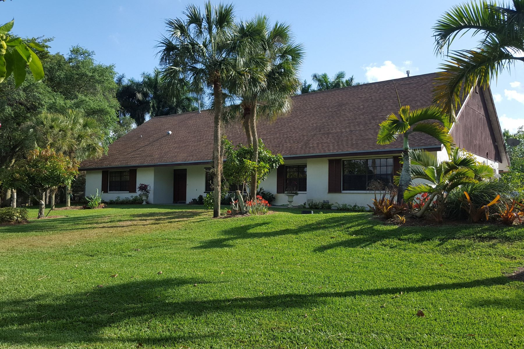 Farm / Ranch / Plantation for Active at 18900 Stirling Rd Southwest Ranches, Florida 33332 United States