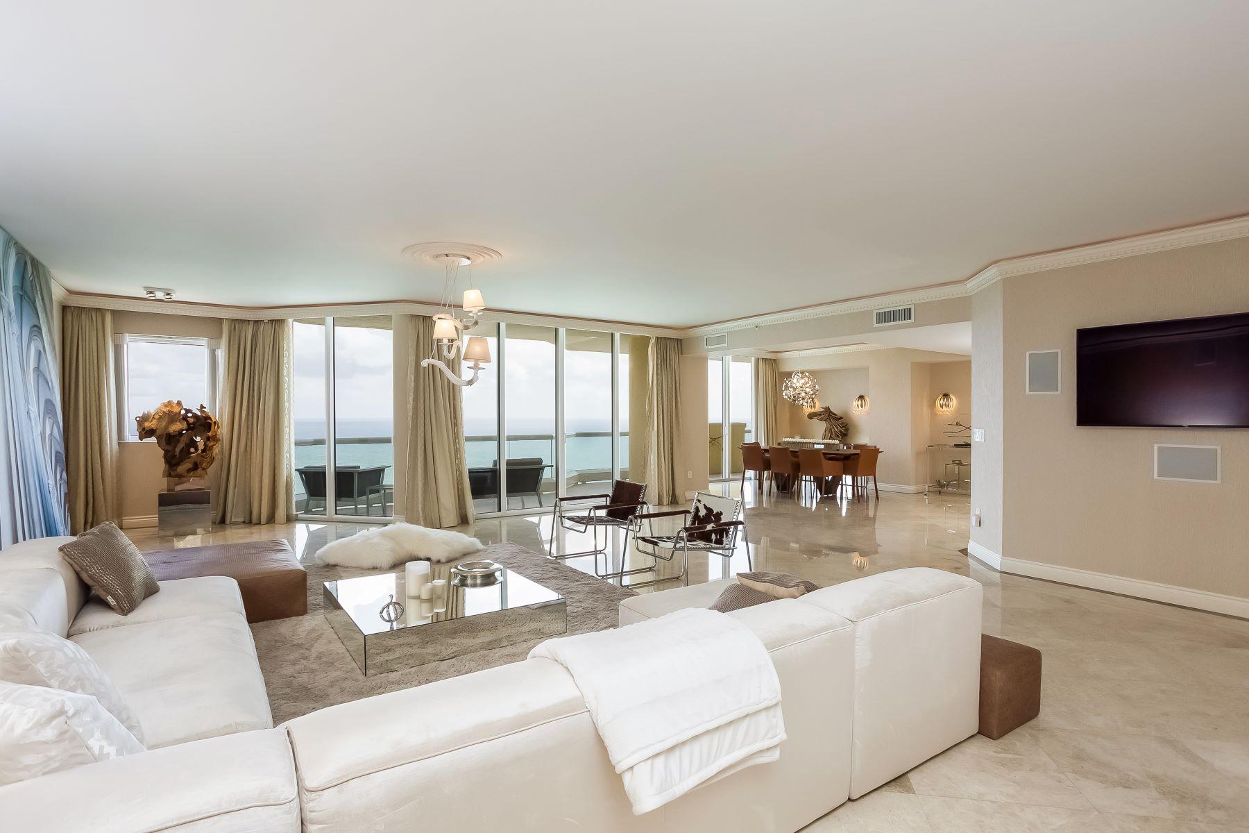 Nhà chung cư vì Bán tại 17875 Collins Av #3703 17875 Collins Av 3703 Sunny Isles Beach, Florida, 33160 Hoa Kỳ