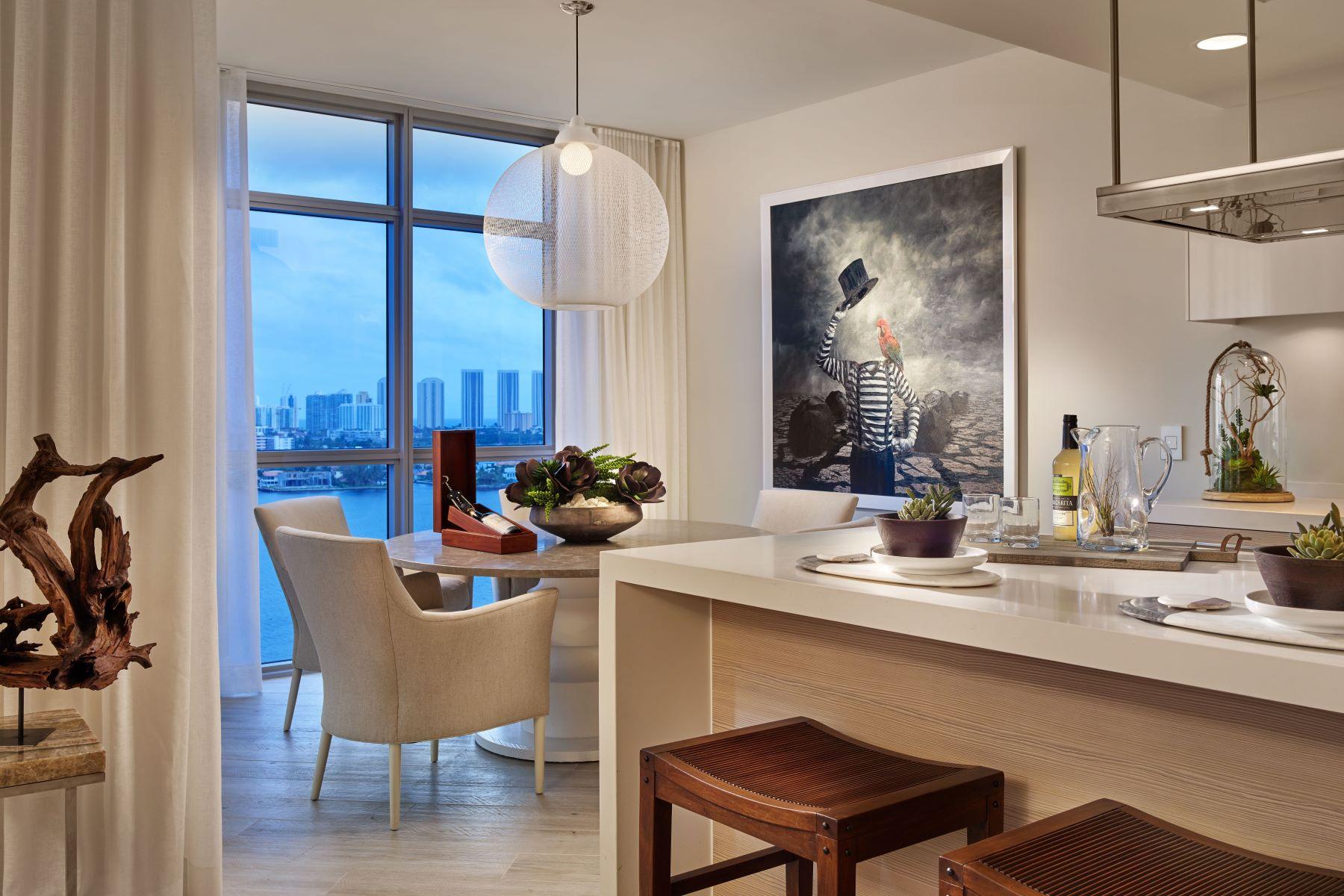 Condominiums for Sale at 17301 Biscayne Blvd 1610 North Miami Beach, Florida 33160 United States
