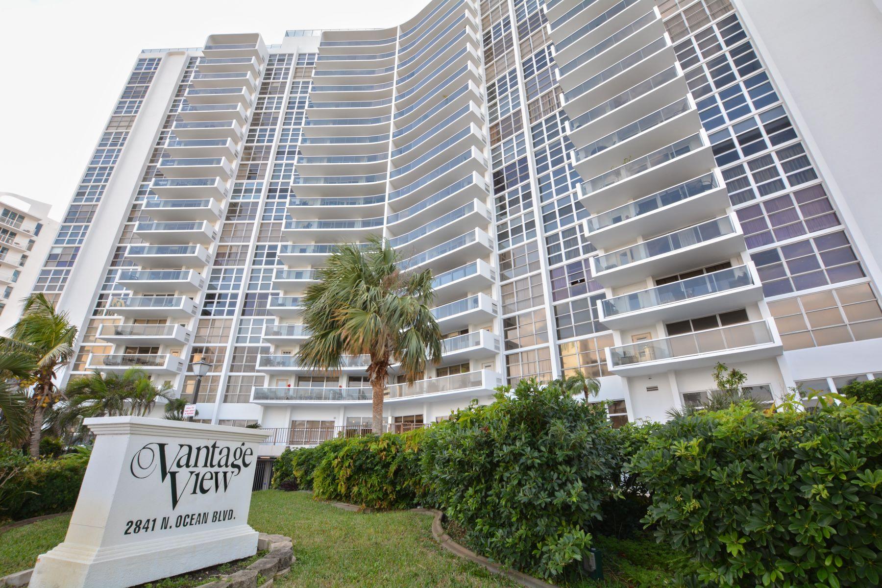 独户住宅 为 销售 在 2841 N Ocean Blvd 2841 N Ocean Blvd 1903, 劳德代尔堡, 佛罗里达州, 33308 美国