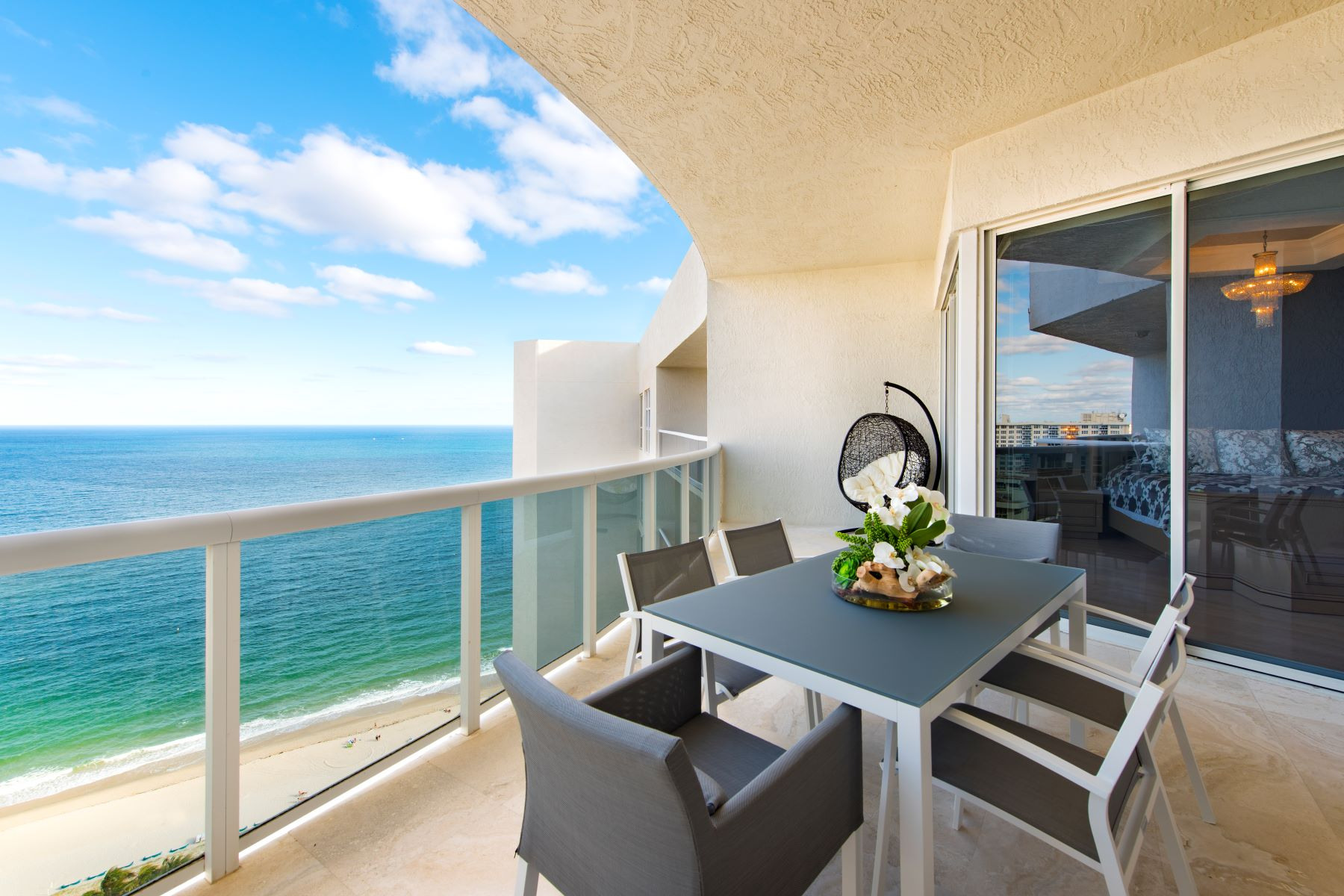 Apartamento por un Venta en 3100 N Ocean Blvd #2803 3100 N Ocean Blvd 2803 Fort Lauderdale, Florida, 33308 Estados Unidos