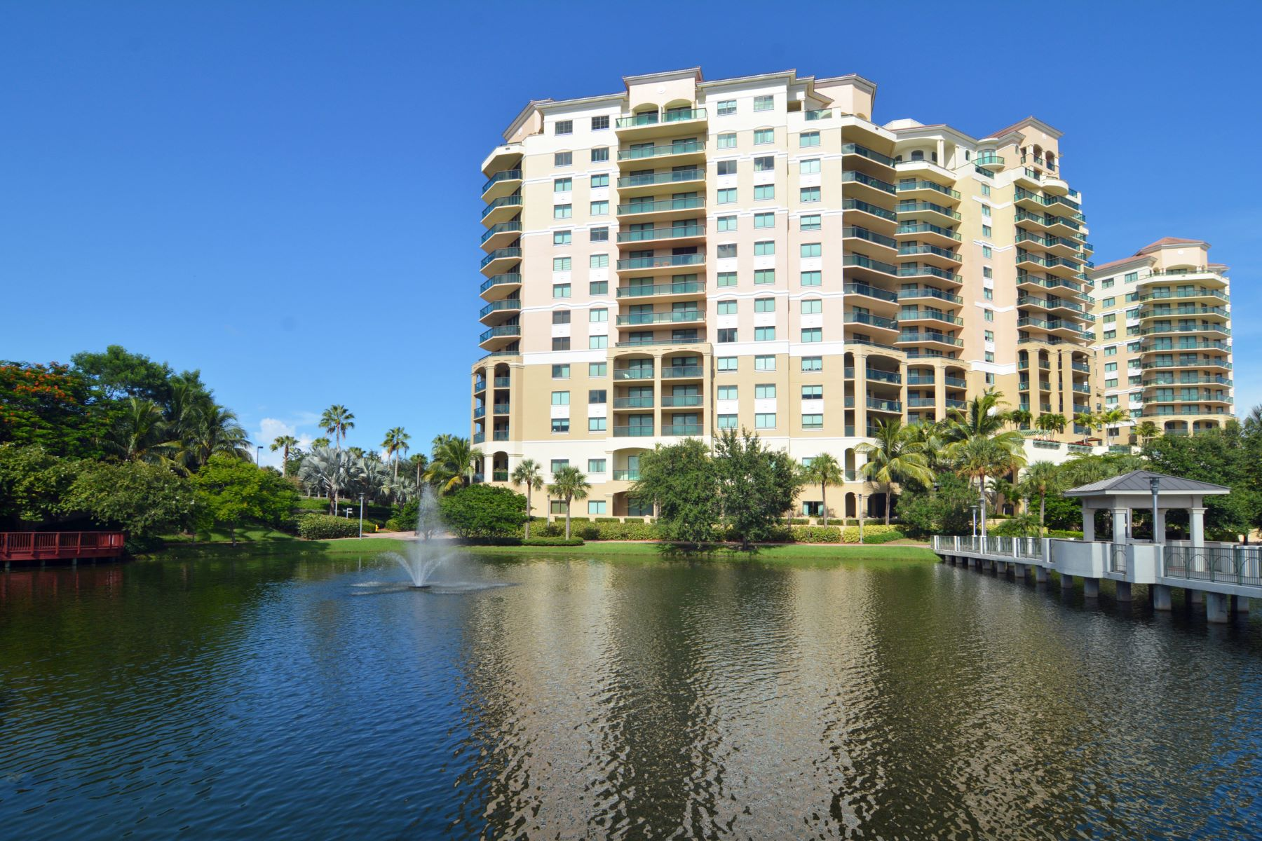 Condominiums for Sale at 3630 Gardens Parkway 103c, Palm Beach Gardens, Florida 33410 United States