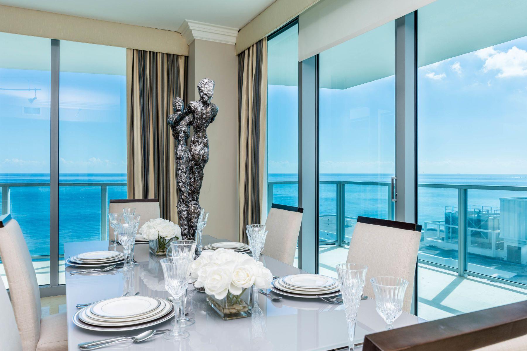 公寓 为 销售 在 3101 S Ocean Dr #1902 3101 S Ocean Dr 1902 好莱坞, 佛罗里达州 33019 美国