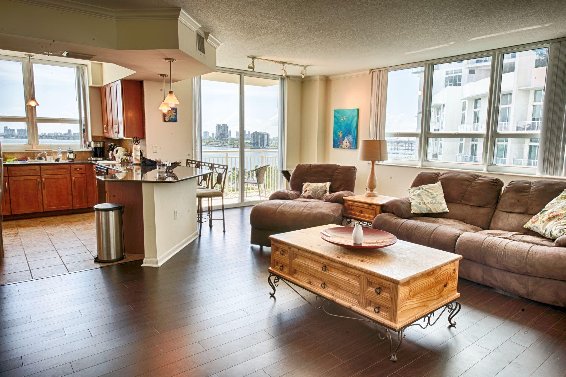 Condominium for Sale at 2000 N Bayshore Dr 2000 N Bayshore Dr 910 Miami, Florida 33137 United States