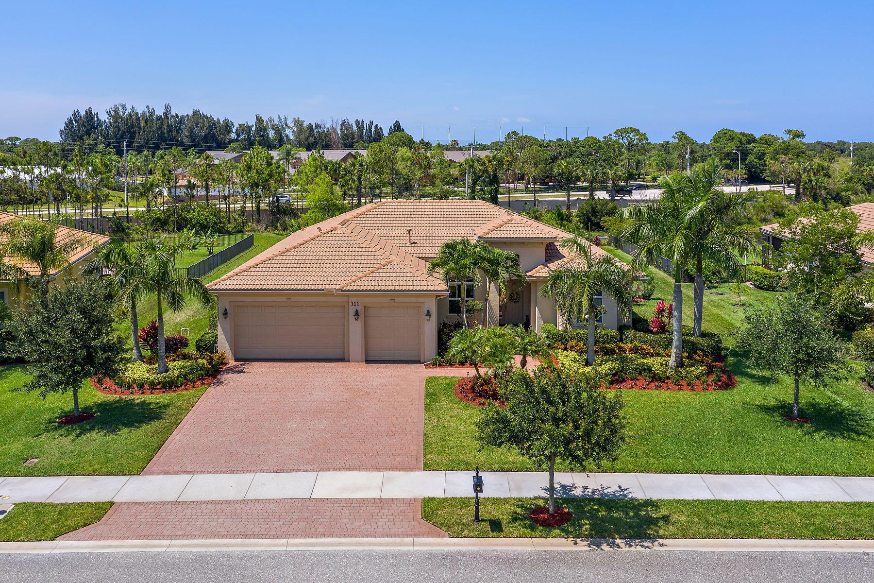 Single Family Homes por un Venta en Stuart, Florida 34997 Estados Unidos