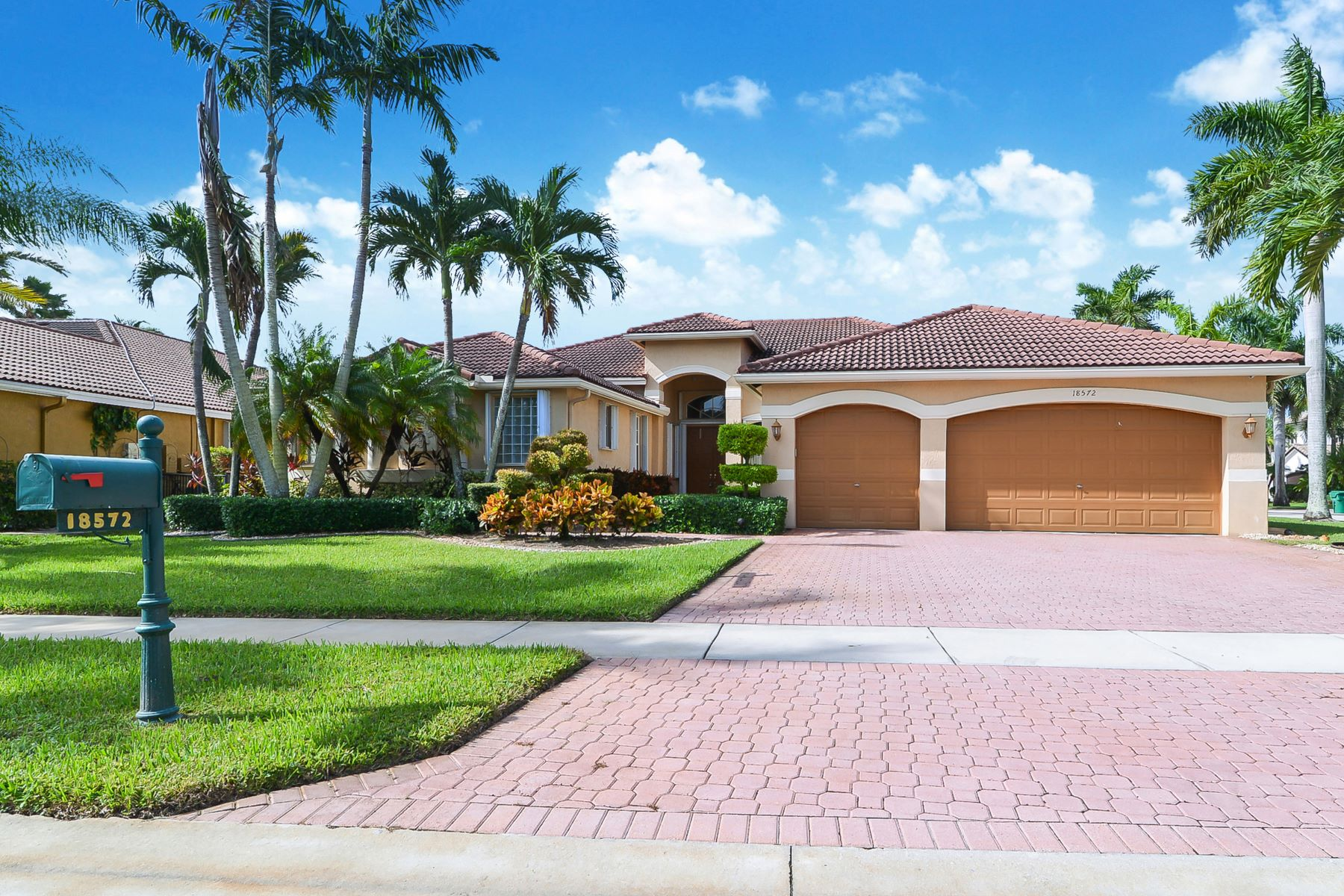Single Family Homes for Sale at Miramar, Florida 33029 United States