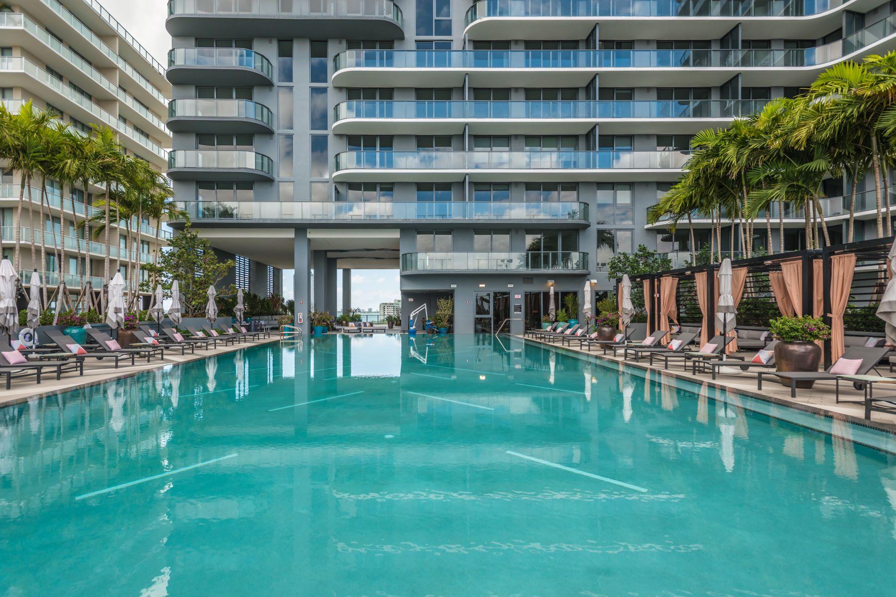 Condominium for Sale at 121 Ne 34 St 121 Ne 34 St 901 Miami, Florida 33137 United States