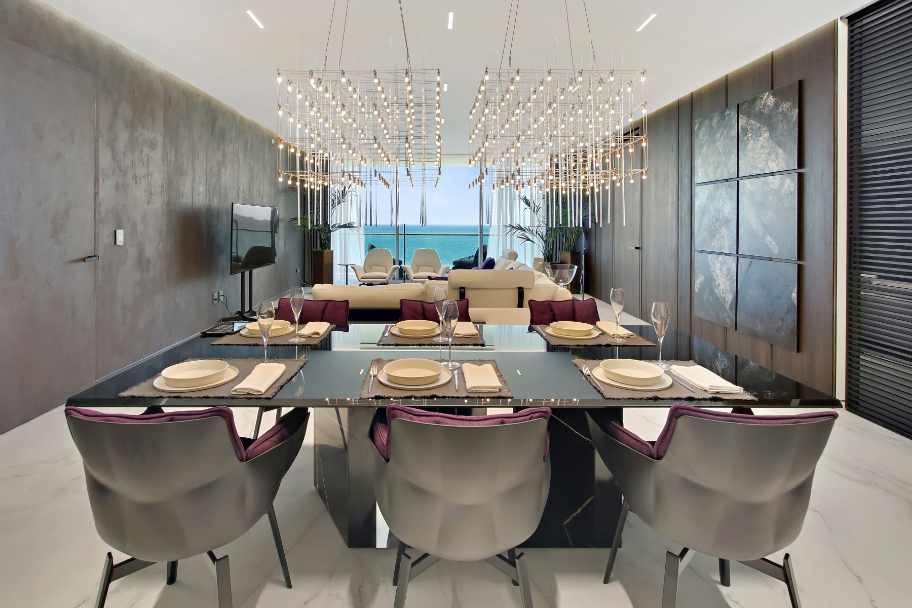 Condominiums for Sale at 10201 Collins Ave 1006E Bal Harbour, Florida 33154 United States