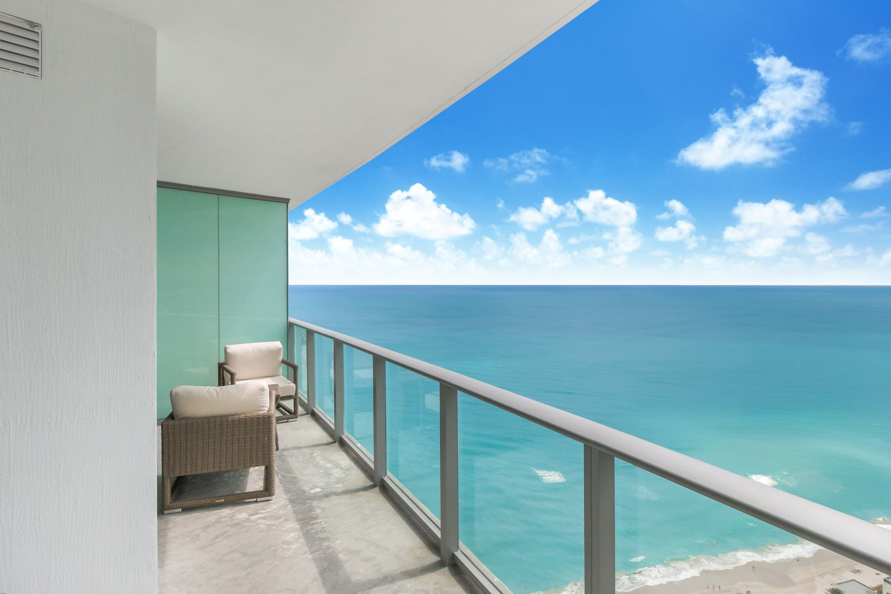 Condominium for Sale at 4111 S Ocean Drive 4111 S Ocean Drive 3307 Hollywood, Florida 33019 United States
