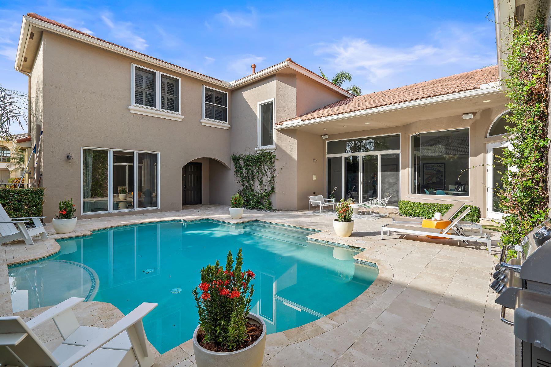 Single Family Homes for Sale at 173 Sedona Way Se Palm Beach Gardens, Florida 33418 United States