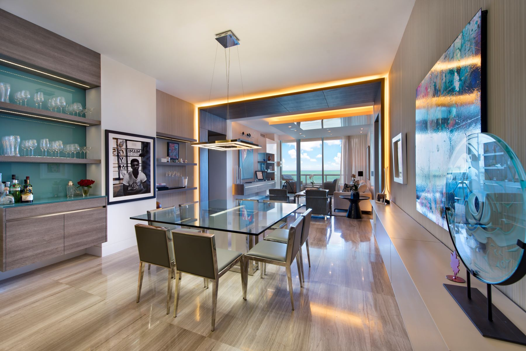 Condominium for Sale at 6799 Collins Ave BH405 6799 Collins Ave 405, Miami Beach, Florida, 33141 United States