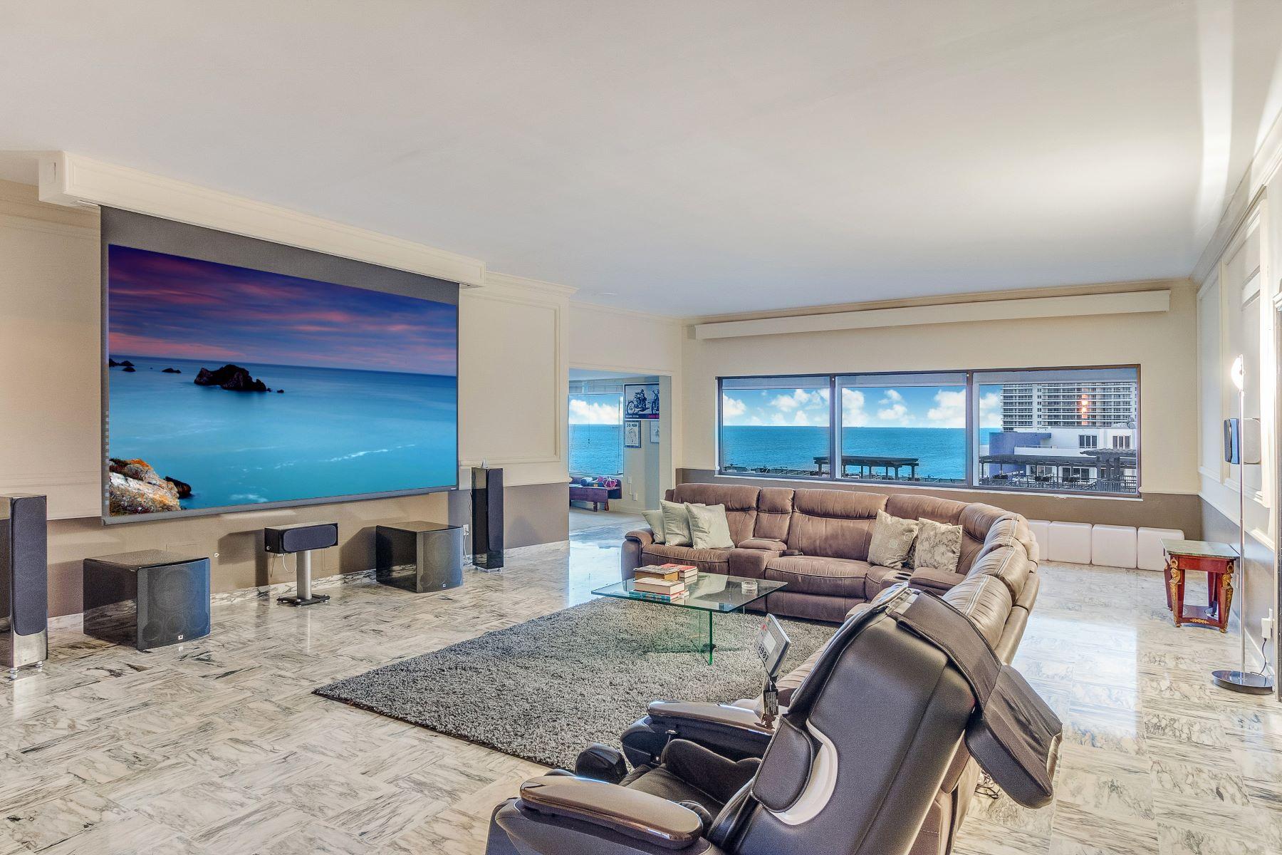 可出租的物业 迈阿密海滩