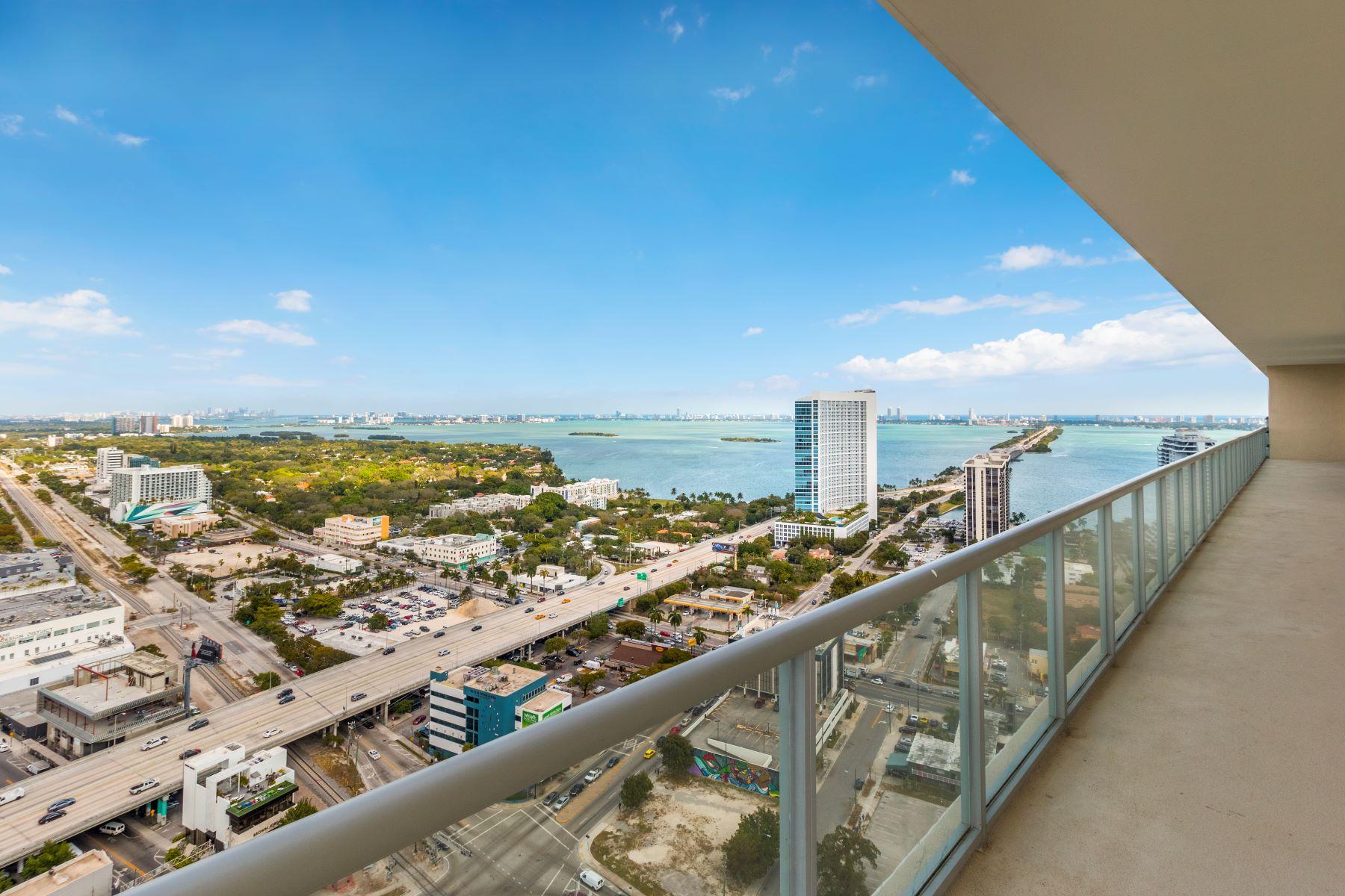 Condominium for Sale at 3470 E Coast Ave 3470 E Coast Ave PH202, Miami, Florida, 33137 United States
