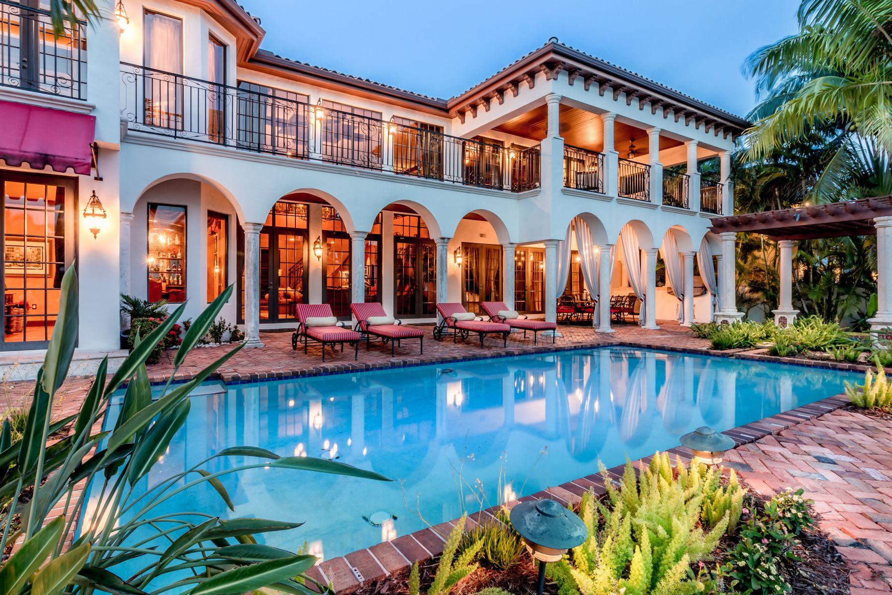 Villa per Vendita alle ore 517 Isle Of Palms Dr Fort Lauderdale, Florida, 33301 Stati Uniti