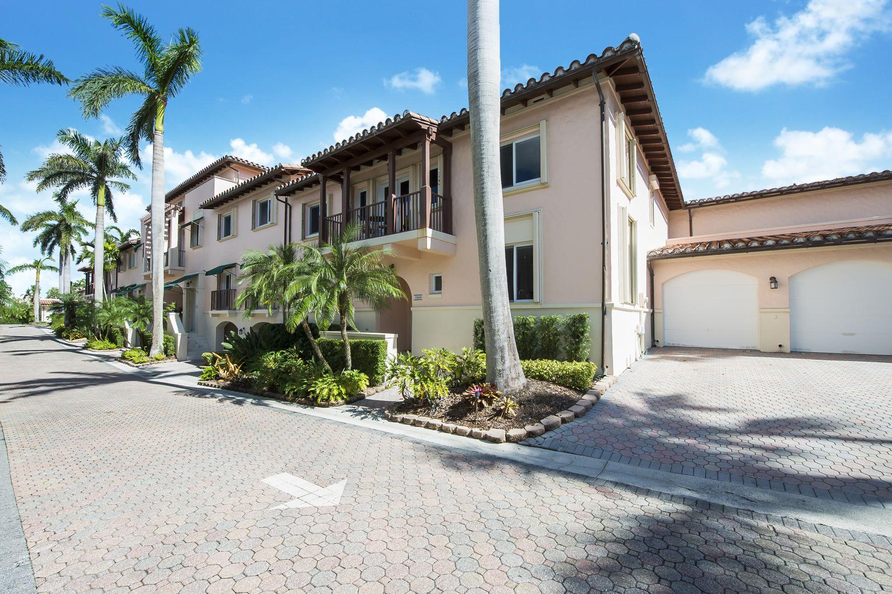 联栋屋 为 出租 在 13630 Deering Bay Dr 13630 Deering Bay Dr 科勒尔盖布尔斯, 佛罗里达州 33158 美国