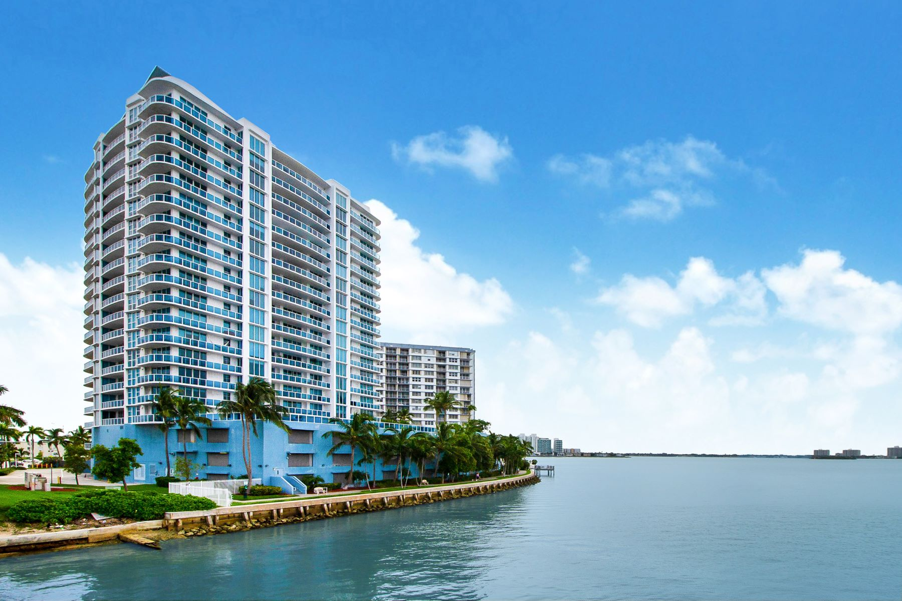 condominiums for Active at 1881 79th St Cswy PH2104 North Bay Village, Florida 33141 United States