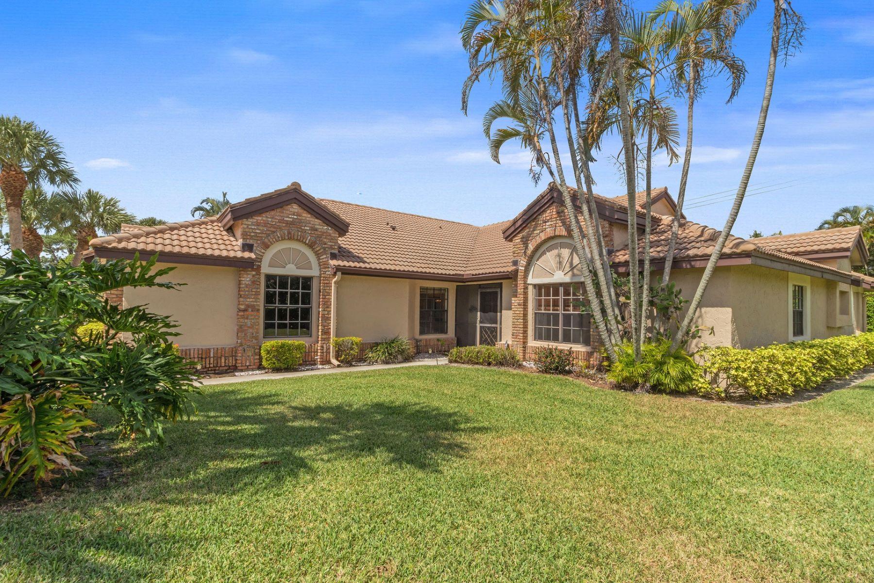 タウンハウス のために 売買 アット 8062 Cassia Dr 8062 Cassia Dr Boynton Beach, フロリダ 33472 アメリカ