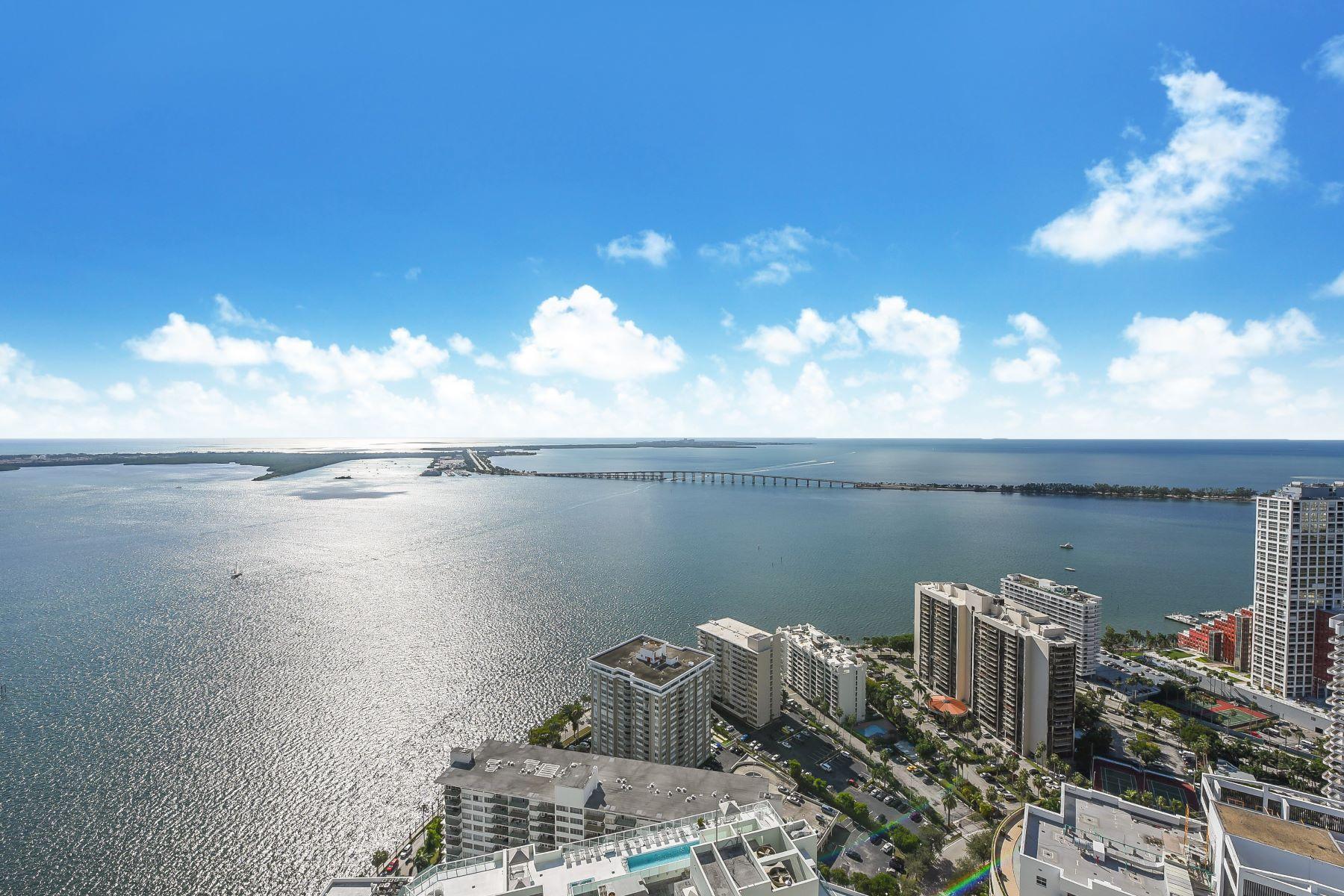 Condominium for Sale at 1300 Brickell Bay Dr PH4401 Miami, Florida 33131 United States