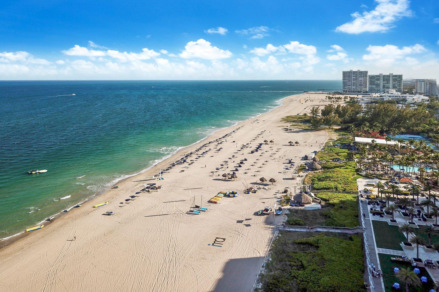 Vivienda unifamiliar por un Venta en 1200 Holiday Dr #802 1200 Holiday Dr 802 Fort Lauderdale, Florida 33316 Estados Unidos
