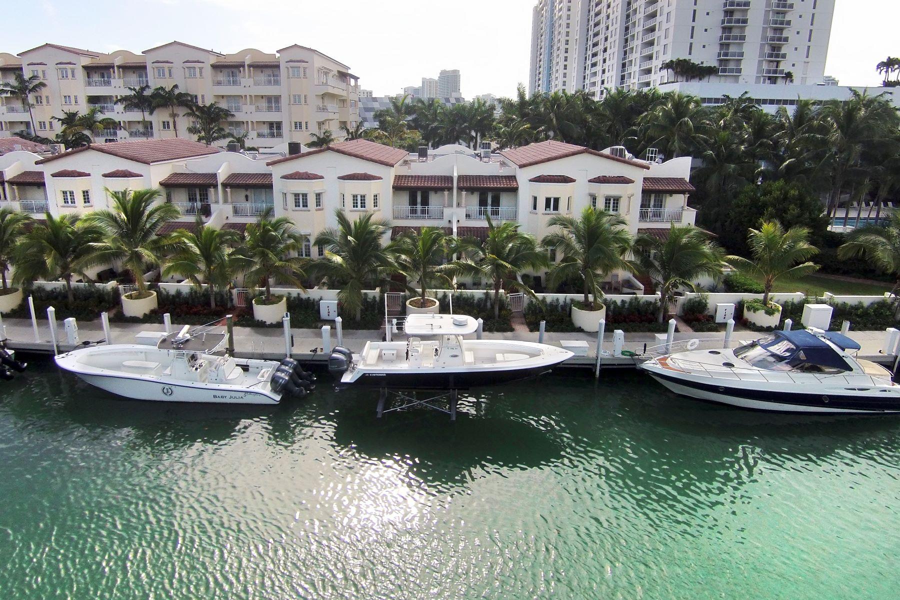 Konak için Satış at 1415 Sunset Harbour Drive #Th 102 1415 Sunset Harbour Drive TH 102 Miami Beach, Florida, 33139 Amerika Birleşik Devletleri