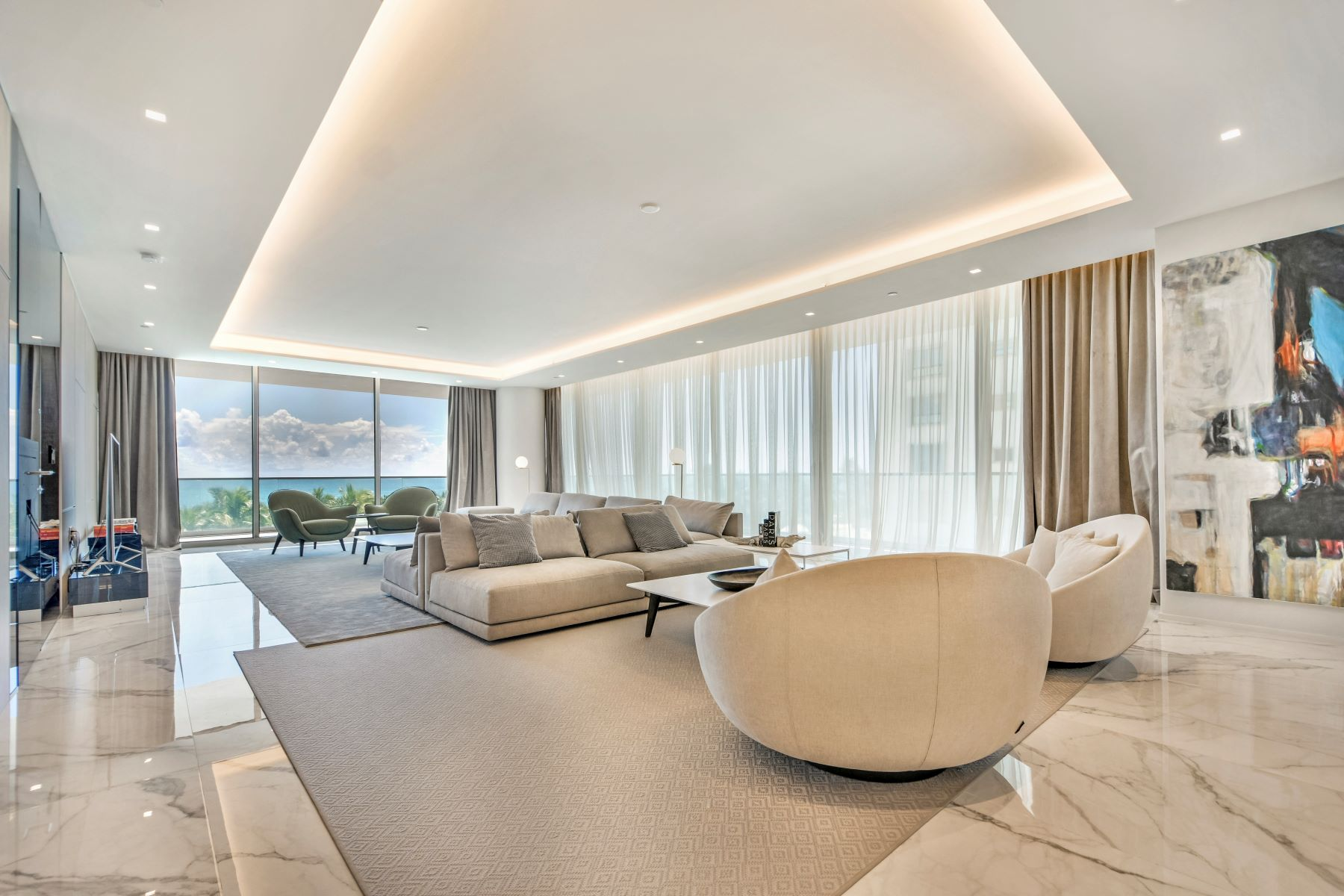 Condominiums for Sale at 10201 Collins Ave 401S Bal Harbour, Florida 33154 United States