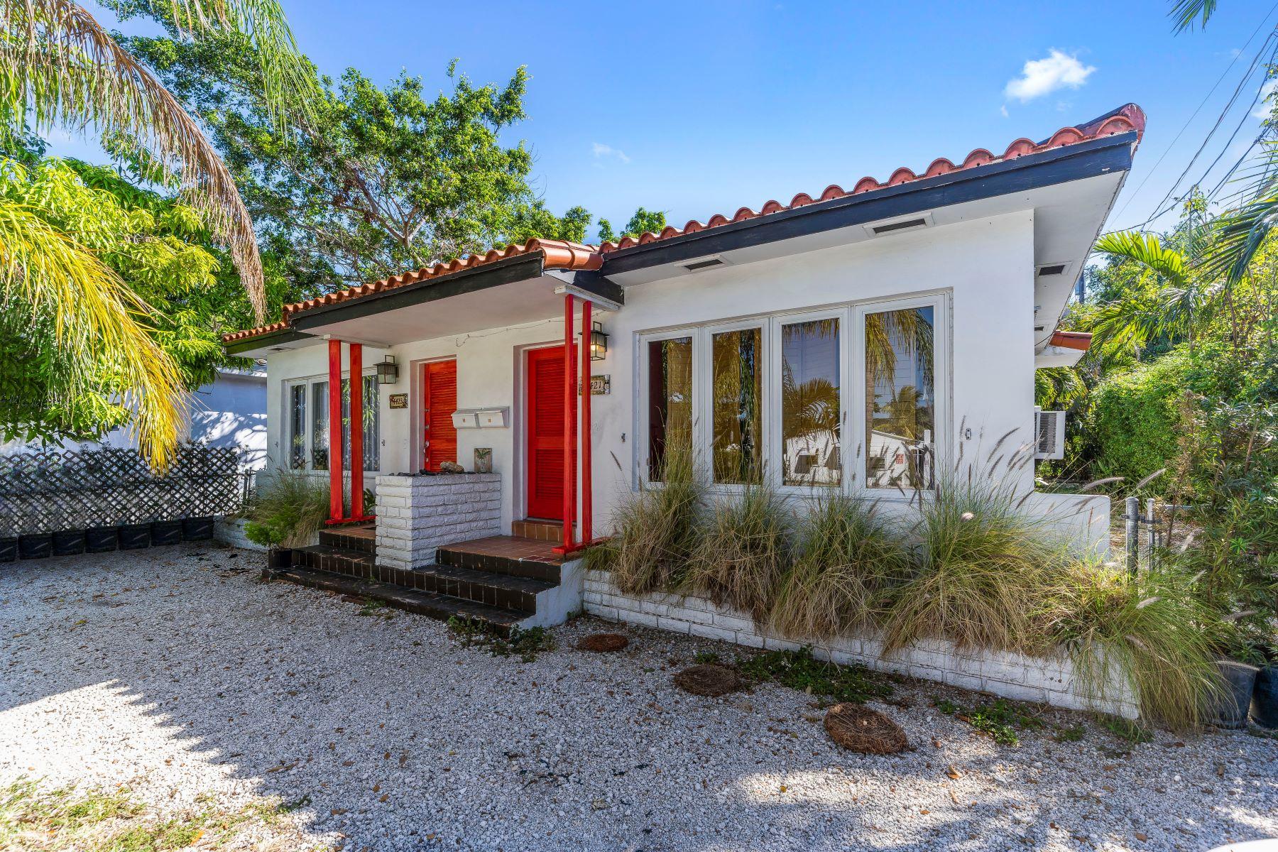 Duplex for Sale at 4421 N Miami Ave 4421 N Miami Ave Miami, Florida 33127 United States