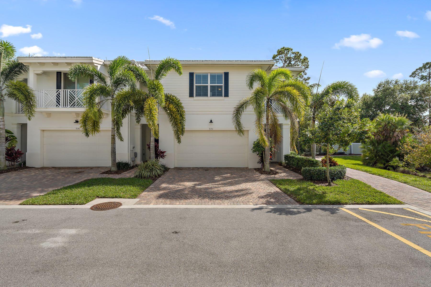 townhouses für Verkauf beim Palm Beach Gardens, Florida 33418 Vereinigte Staaten