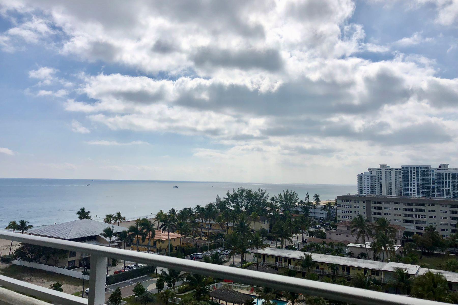 Condominiums için Satış at 111 Briny Ave 1012, Pompano Beach, Florida 33062 Amerika Birleşik Devletleri