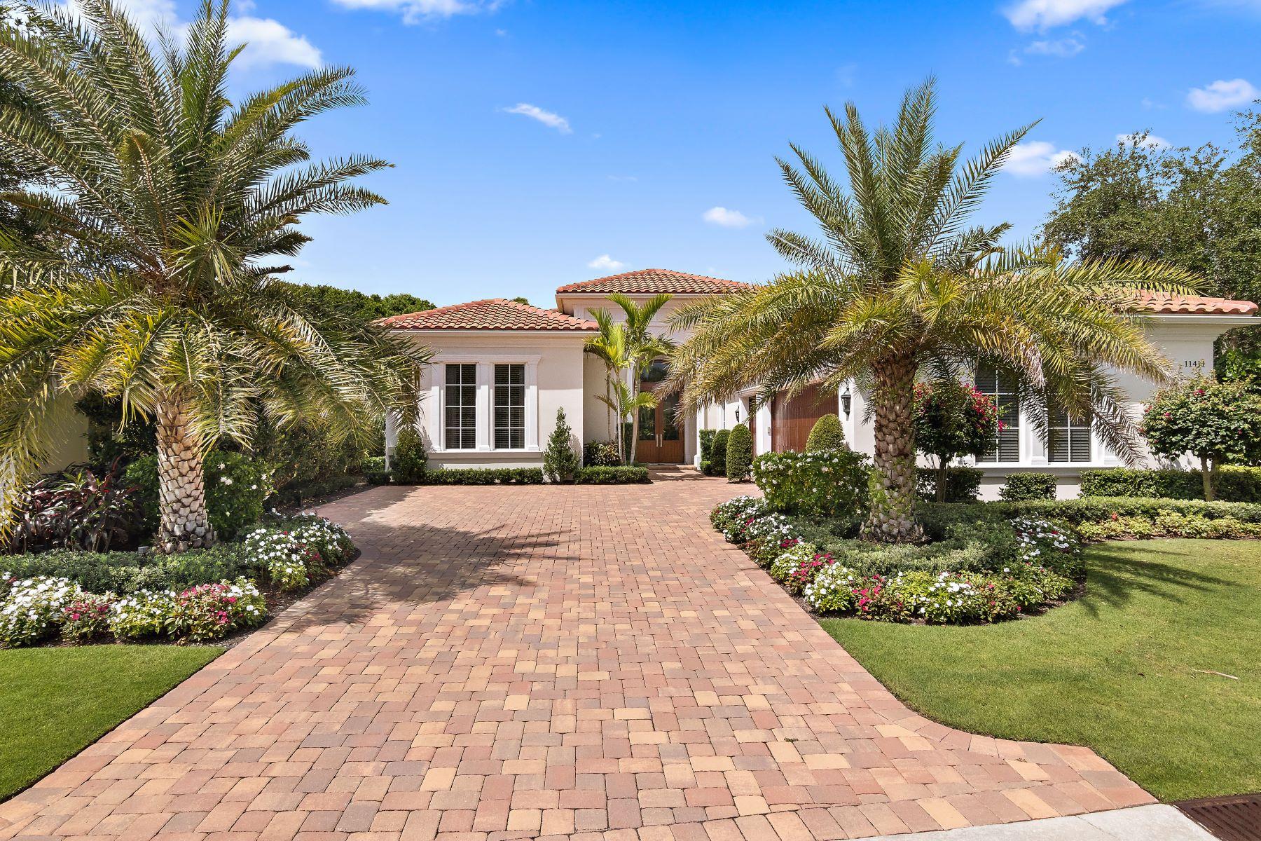 Villa per Vendita alle ore 11411 Pink Oleander Lane 11411 Pink Oleander Lane Palm Beach Gardens, Florida 33418 Stati Uniti