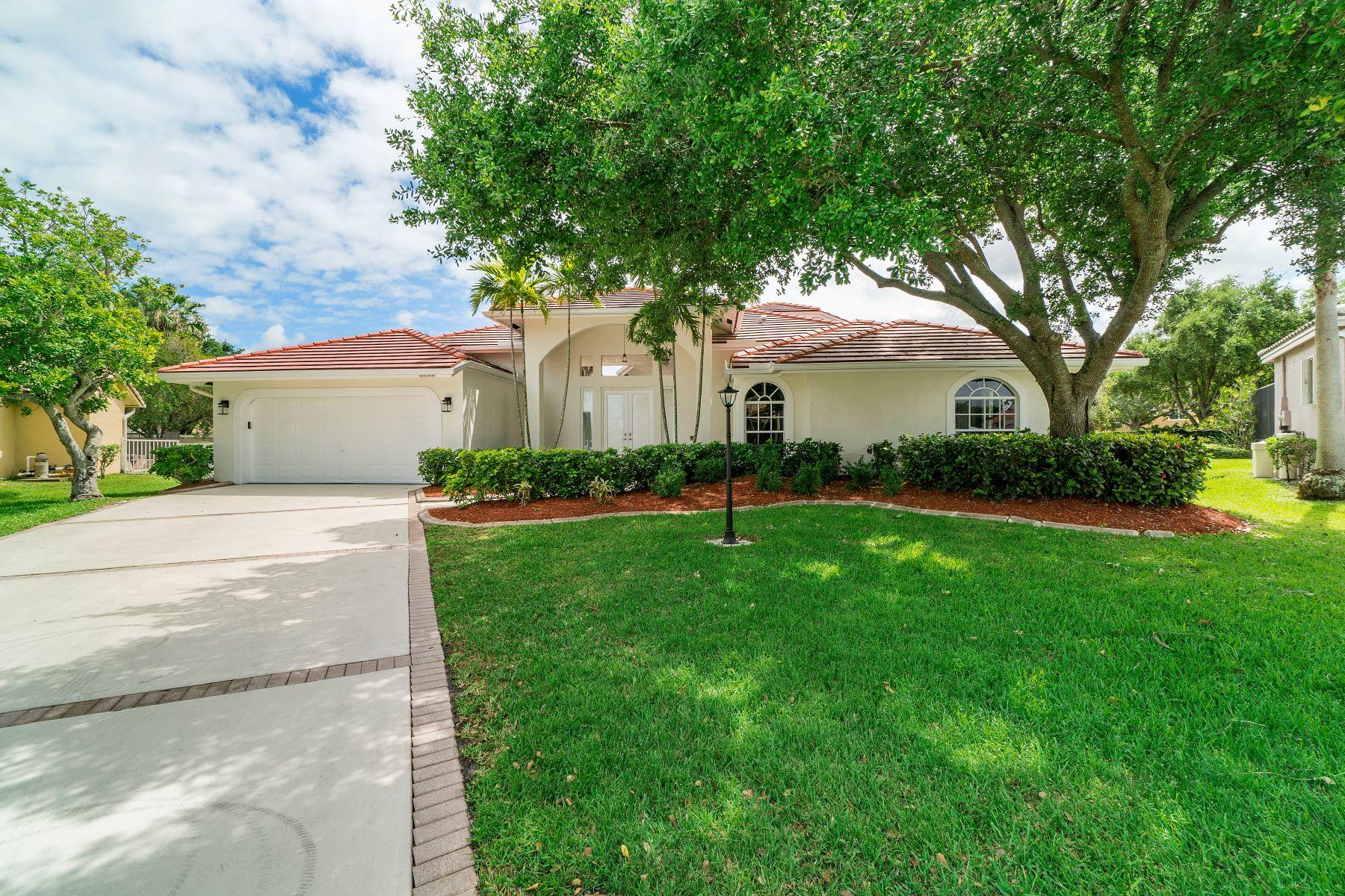 Single Family Homes für Verkauf beim Coral Springs, Florida 33076 Vereinigte Staaten