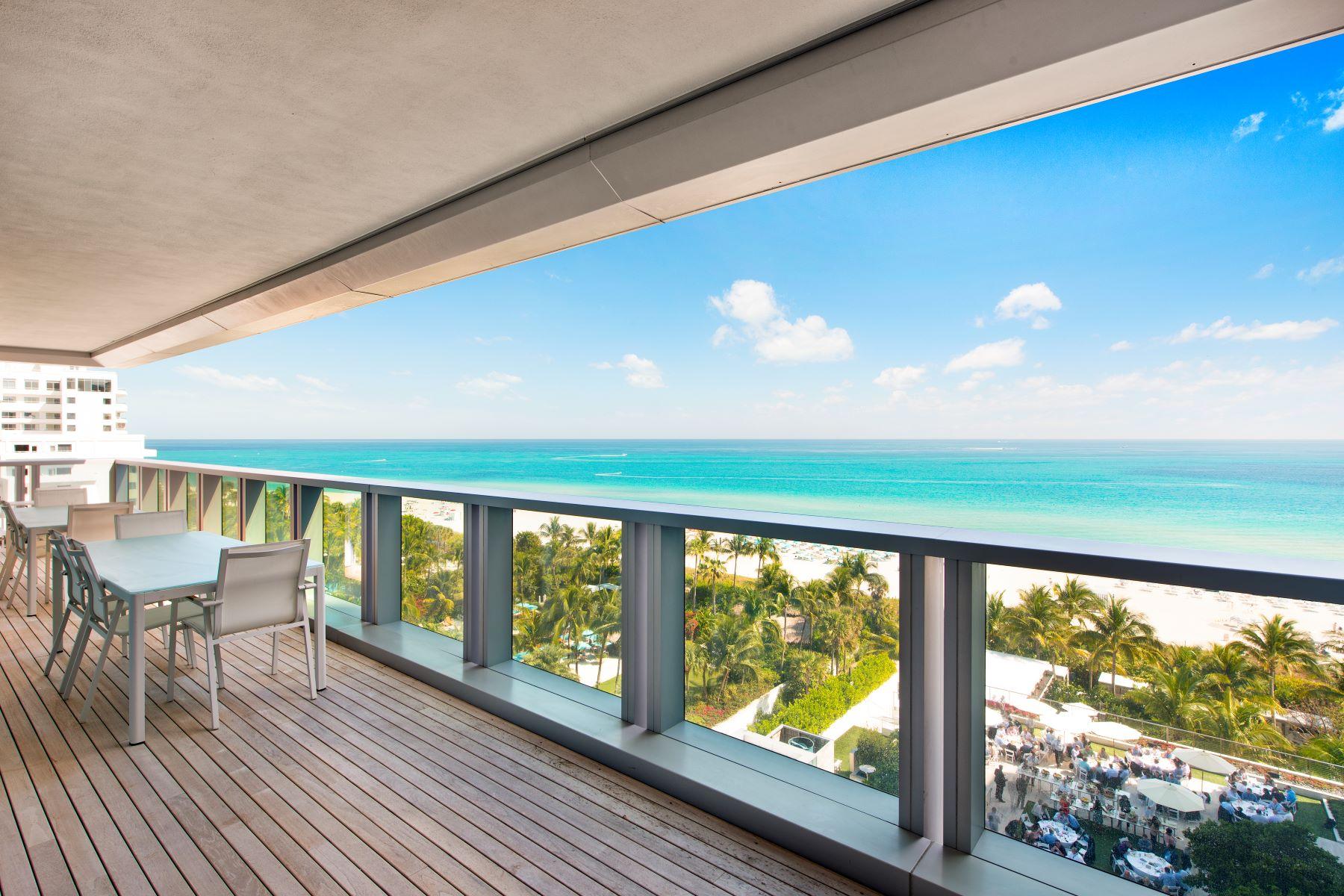 Кондоминиум для того Продажа на 2901 Collins Ave #1001 2901 Collins Ave 1001 Miami Beach, Флорида, 33140 Соединенные Штаты