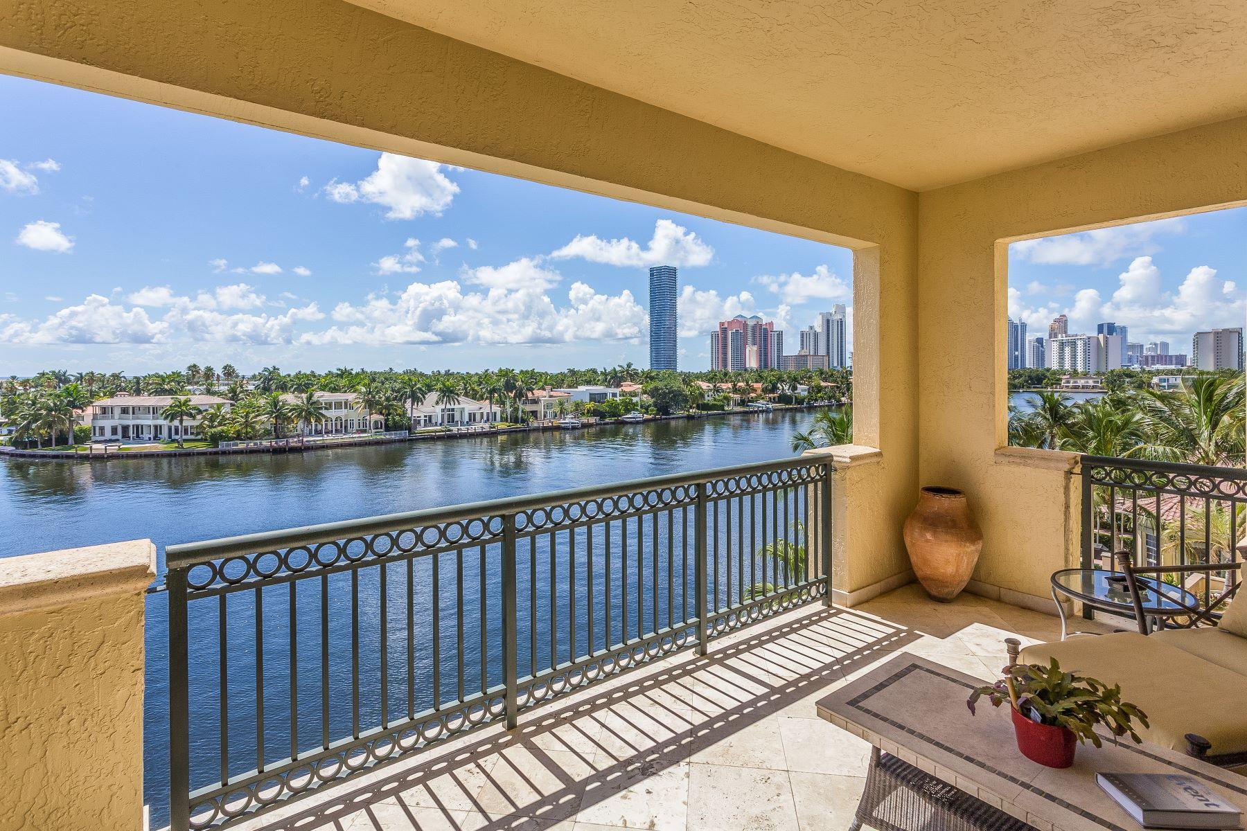 共管式独立产权公寓 为 出租 在 20165 Ne 39th Pl #503 20165Ne 39th Pl 503 Aventura, 佛罗里达州 33180 美国