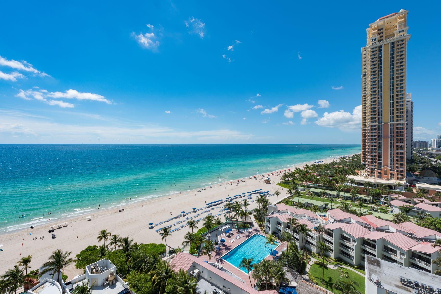 Кондоминиум для того Продажа на 18001 Collins Ave #1210 18001Collins Ave 1210, Sunny Isles Beach, Флорида, 33160 Соединенные Штаты