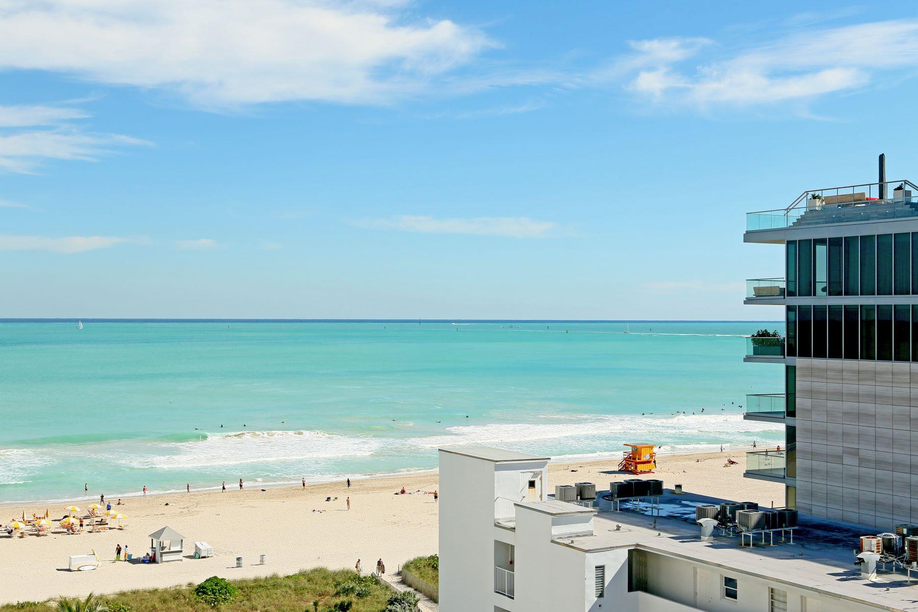 Condominium for Sale at 345 Ocean Dr #1008 345 Ocean Dr 1008 Miami Beach, Florida, 33139 United States