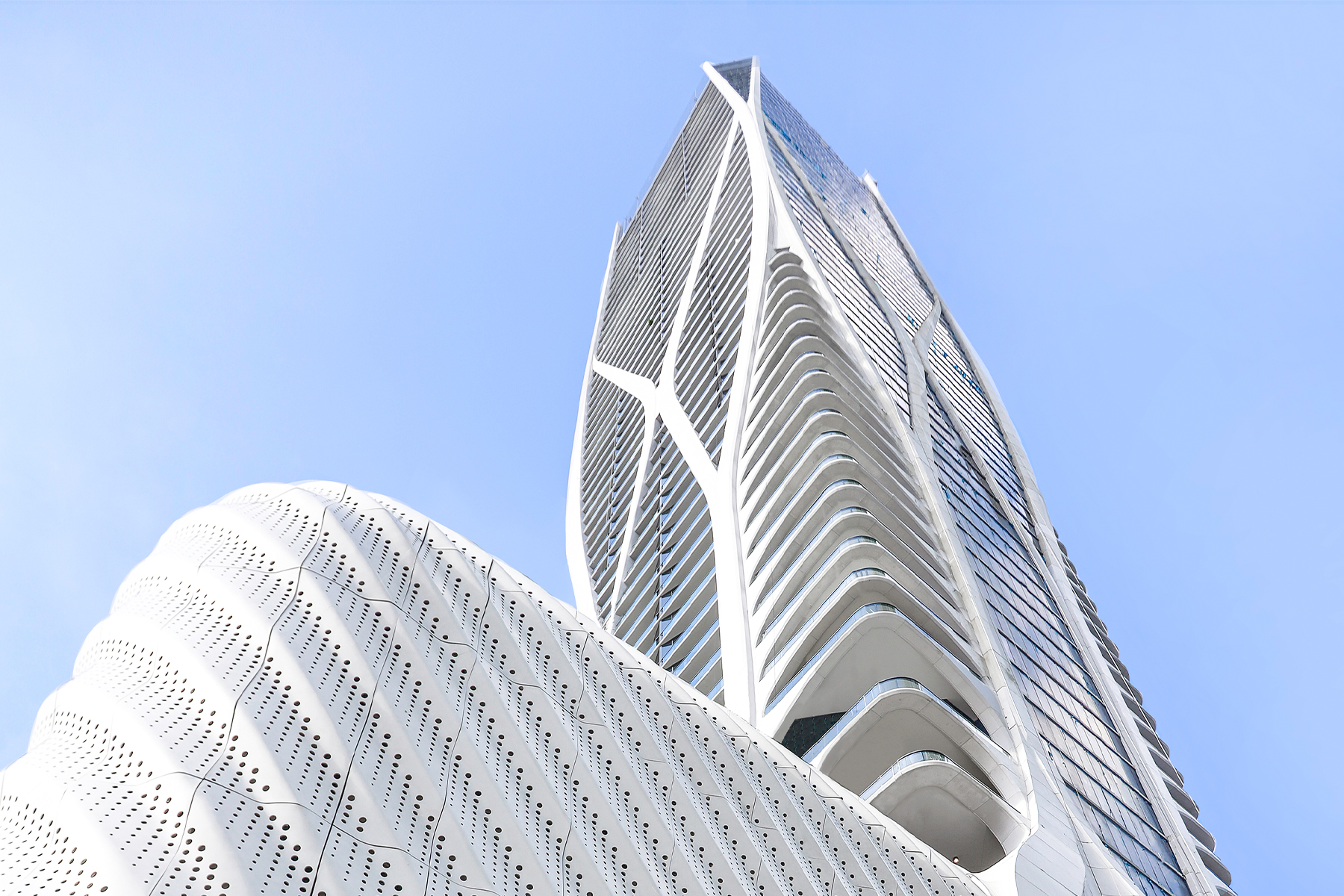Condominiums para Venda às 1000 Biscayne Blvd 5901 Miami, Florida 33132 Estados Unidos
