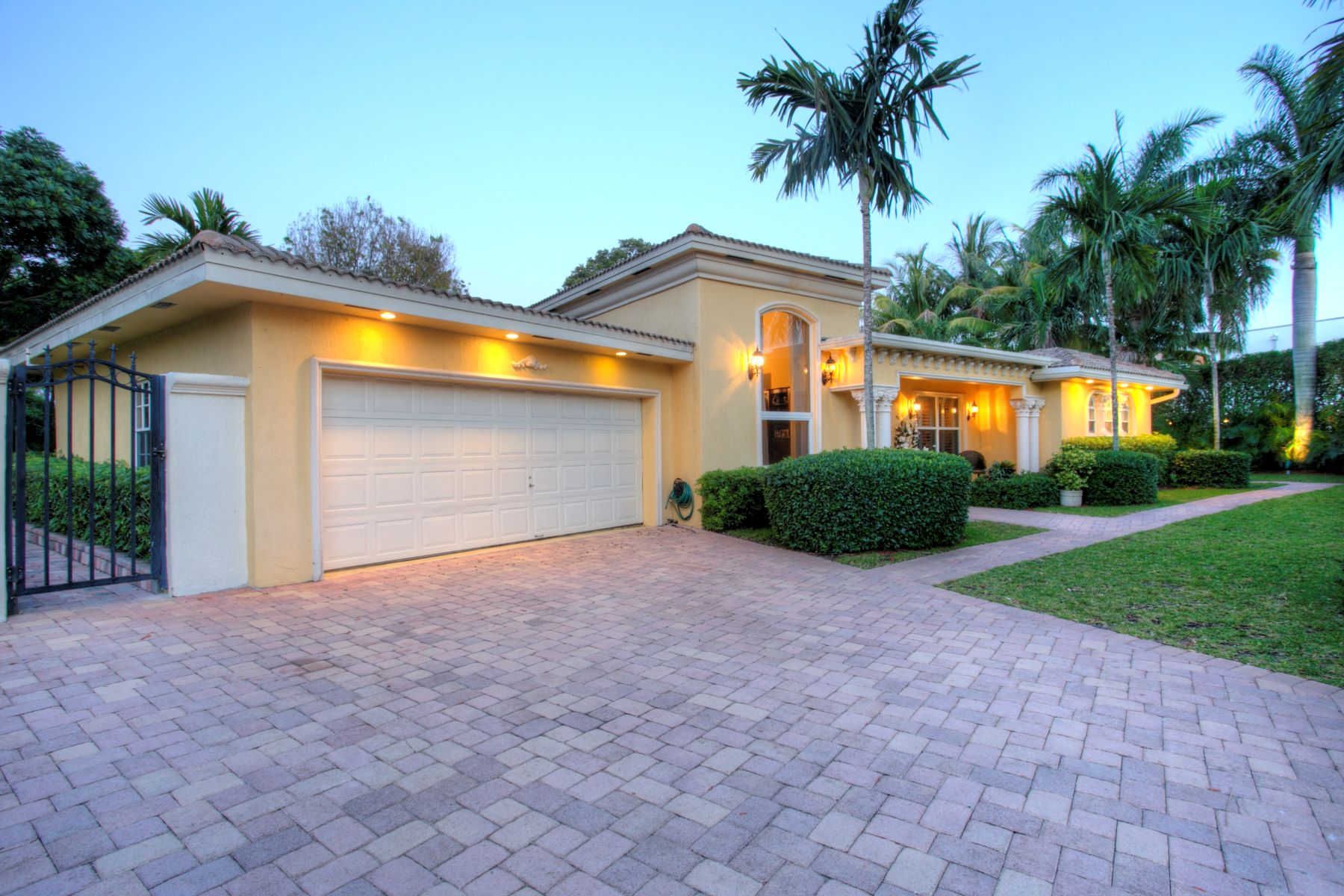 Single Family Home for Rent at 1200 Middle River Drive Fort Lauderdale, Florida 33304 United States