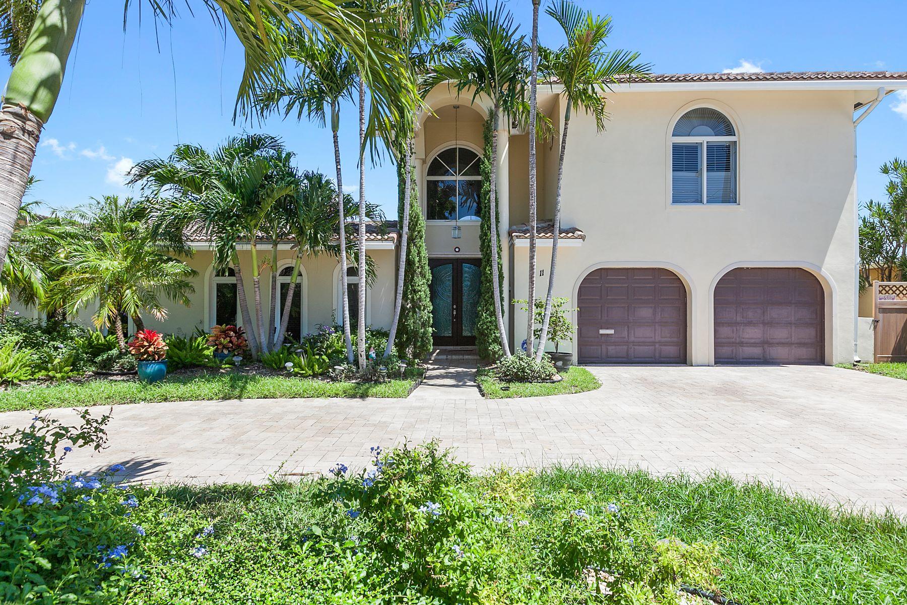 Maison unifamiliale pour l à louer à 11 Castle Harbor Is Fort Lauderdale, Florida, 33308 États-Unis