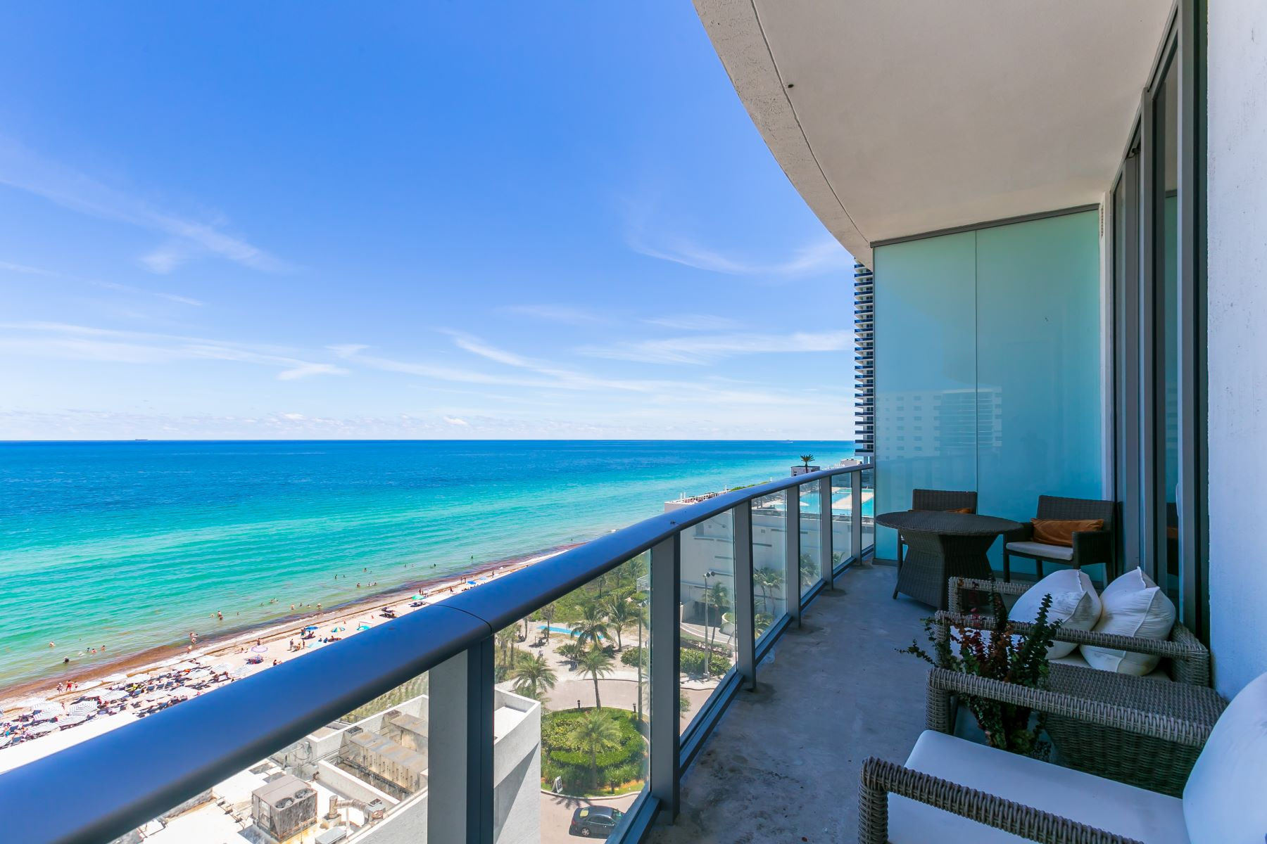 Condominiums for Sale at 4111 S Ocean Dr 802, Hollywood, Florida 33019 United States