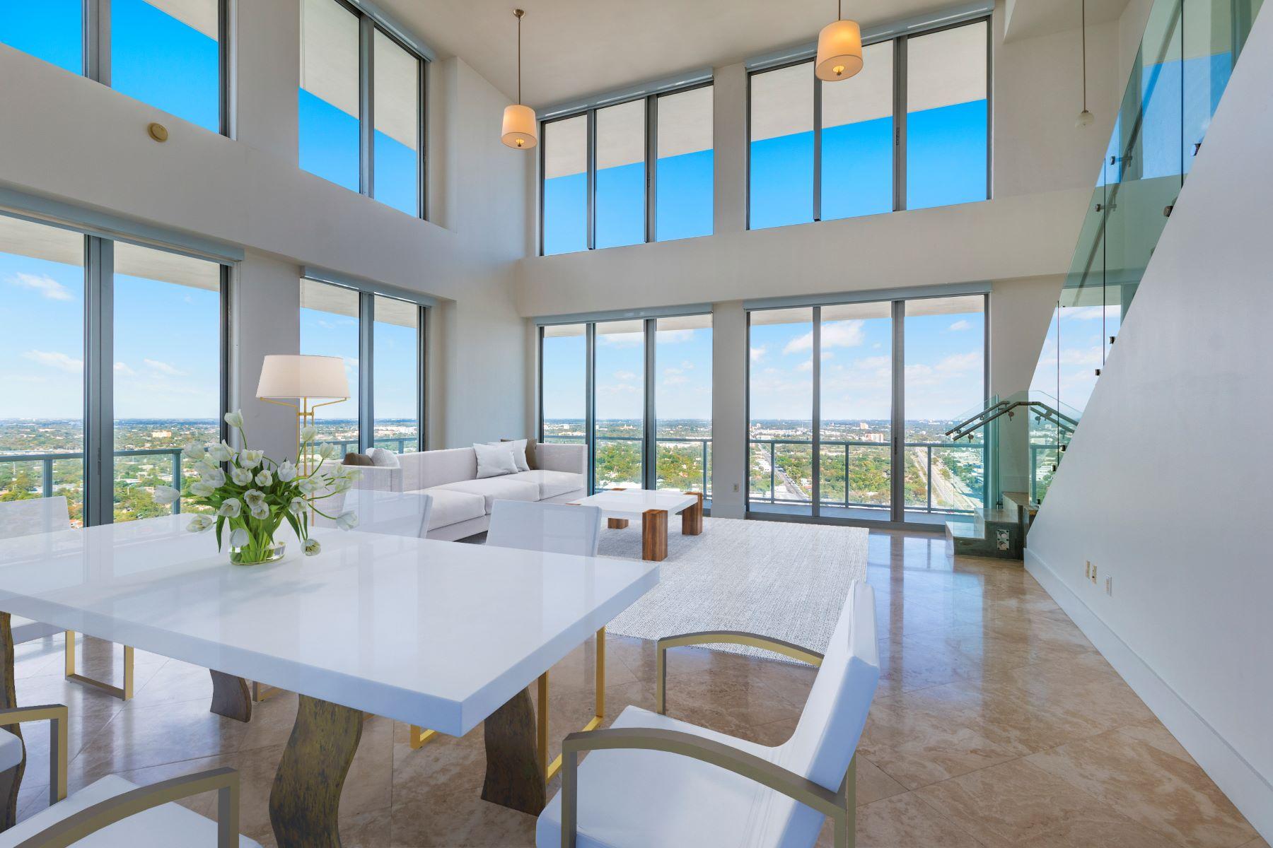 Condominium for Sale at 3470 E Coast Ave 3470 E Coast Ave PH103 Miami, Florida 33137 United States