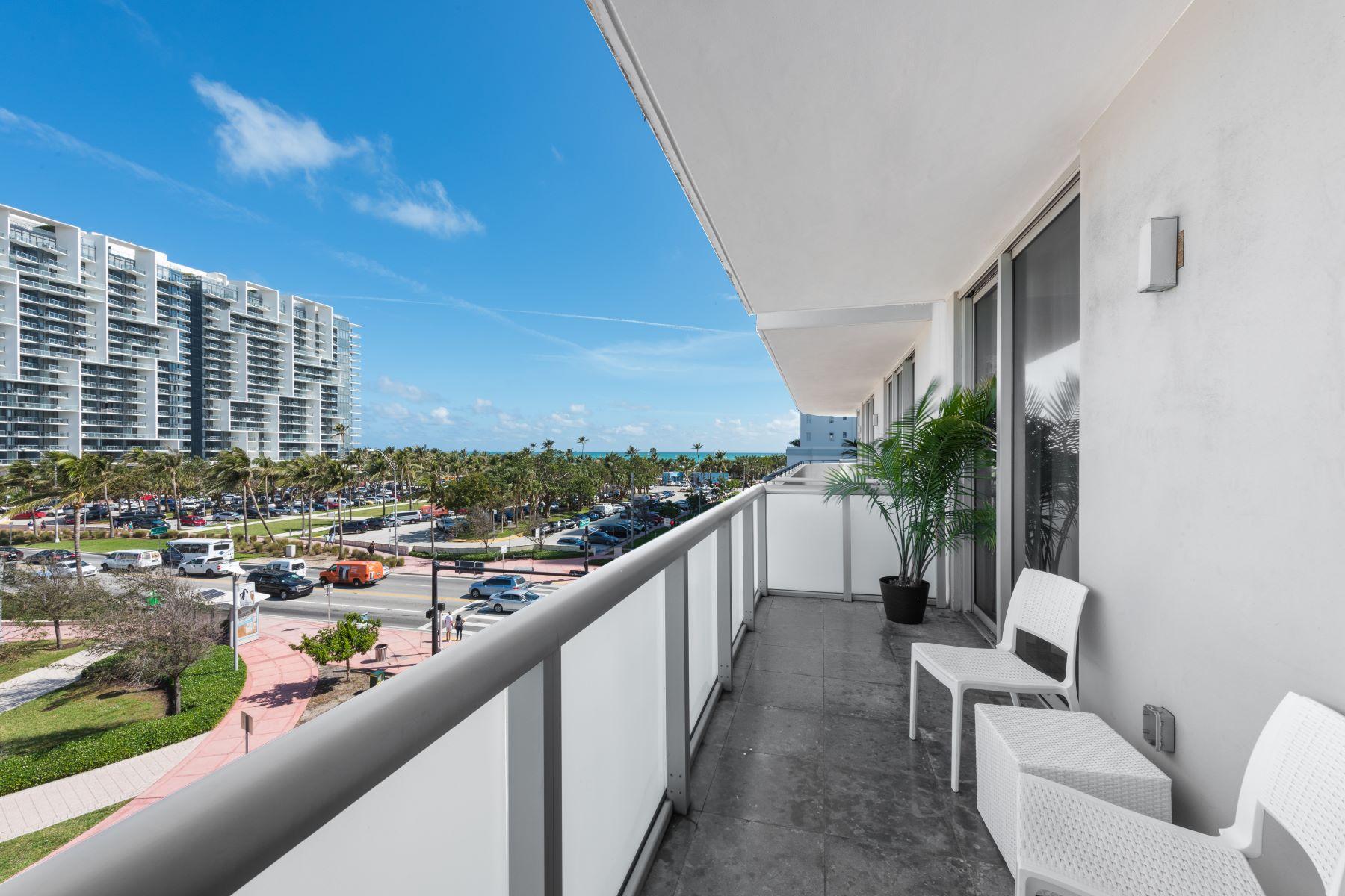 共管式独立产权公寓 为 销售 在 220 21st St 220 21st St 403, 迈阿密海滩, 佛罗里达州, 33139 美国
