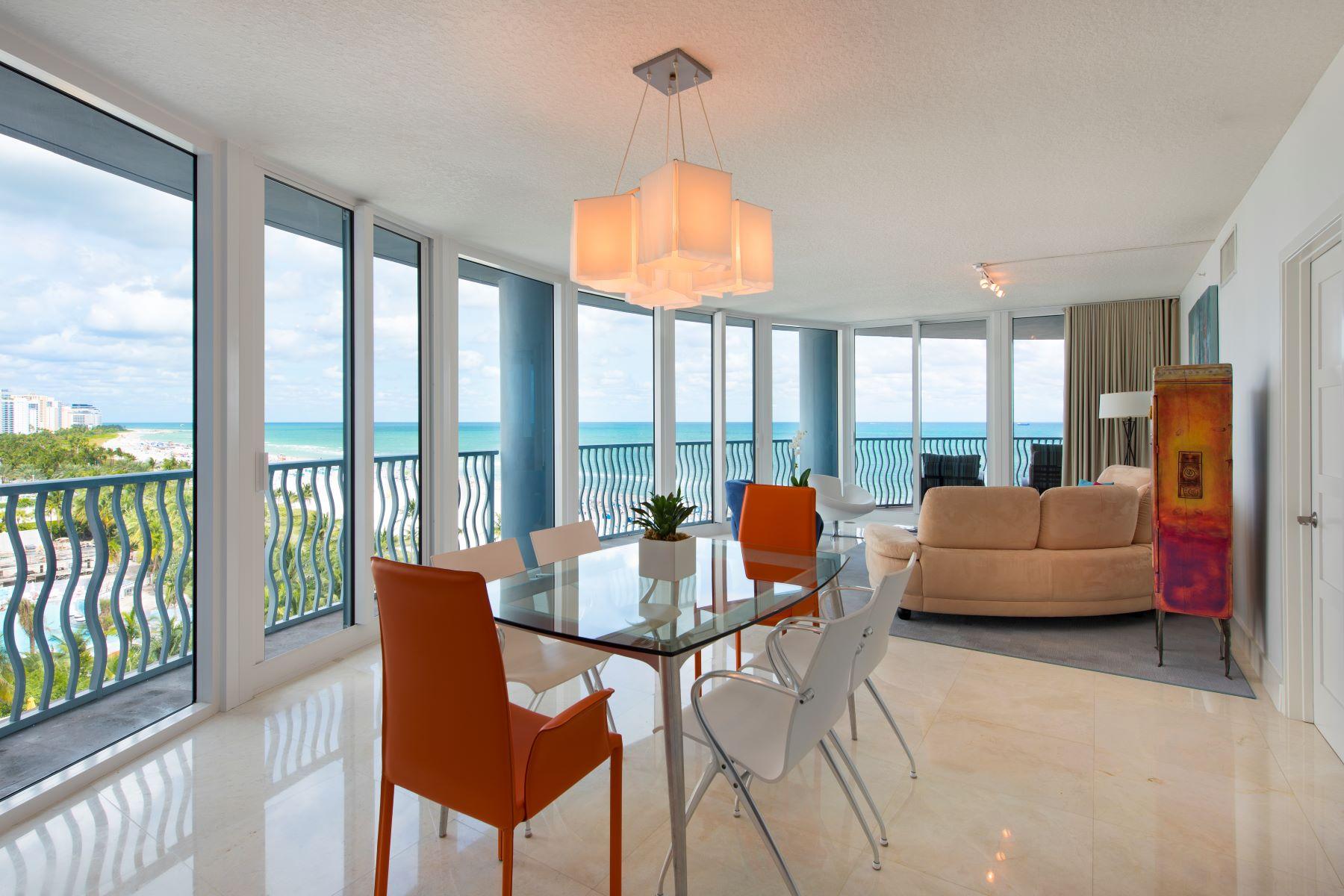 Кондоминиум для того Продажа на 1500 Ocean Dr 1500 Ocean Dr 901, Miami Beach, Флорида, 33139 Соединенные Штаты
