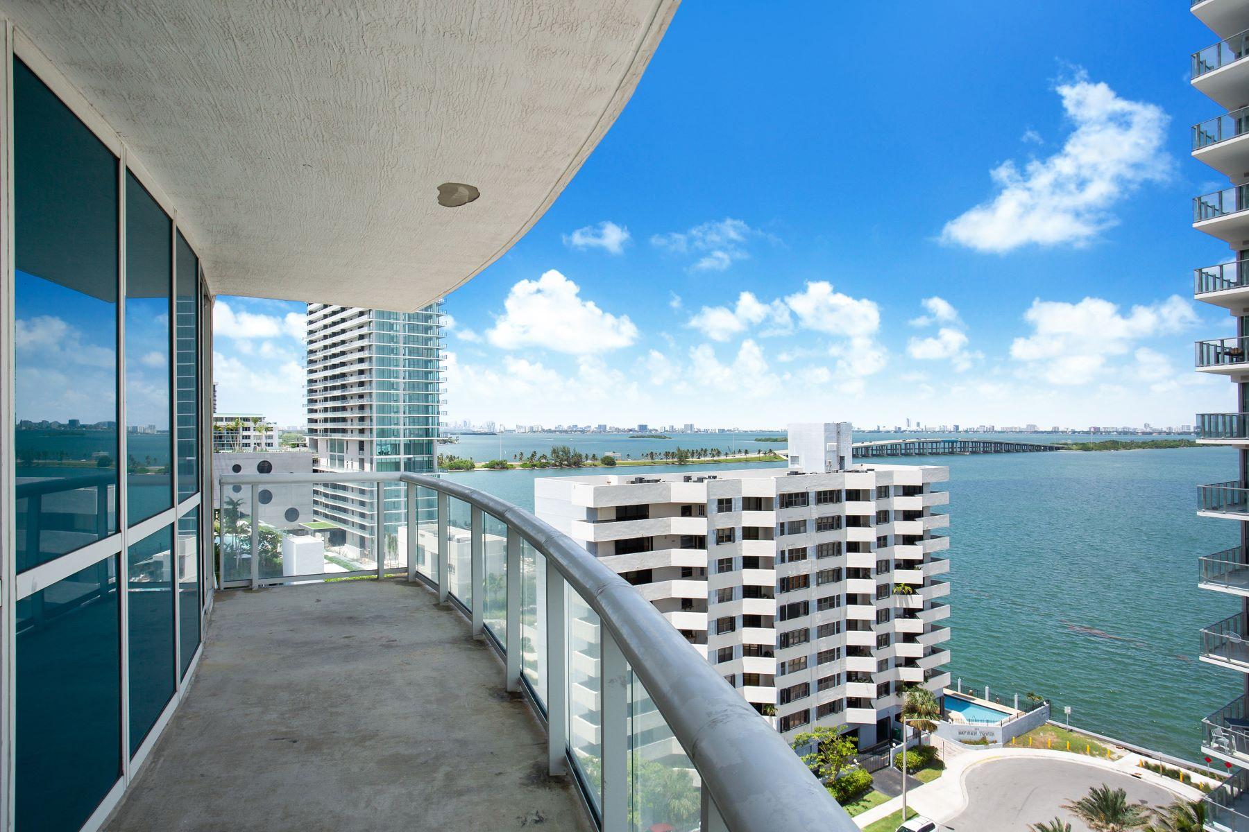 共管式独立产权公寓 为 出租 在 480 Ne 30th St #1101 480 Ne 30th St 1101 迈阿密, 佛罗里达州 33137 美国