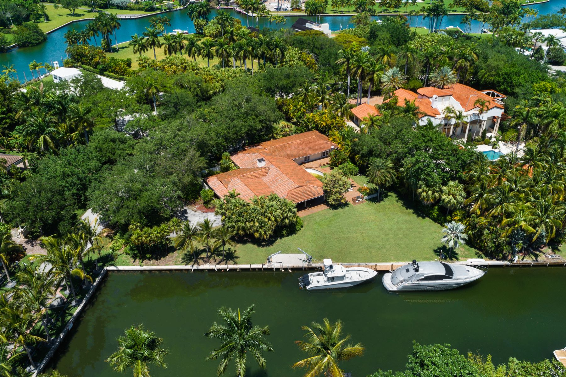 Single Family Homes for Sale at 650 Leucadendra Dr Coral Gables, Florida 33156 United States