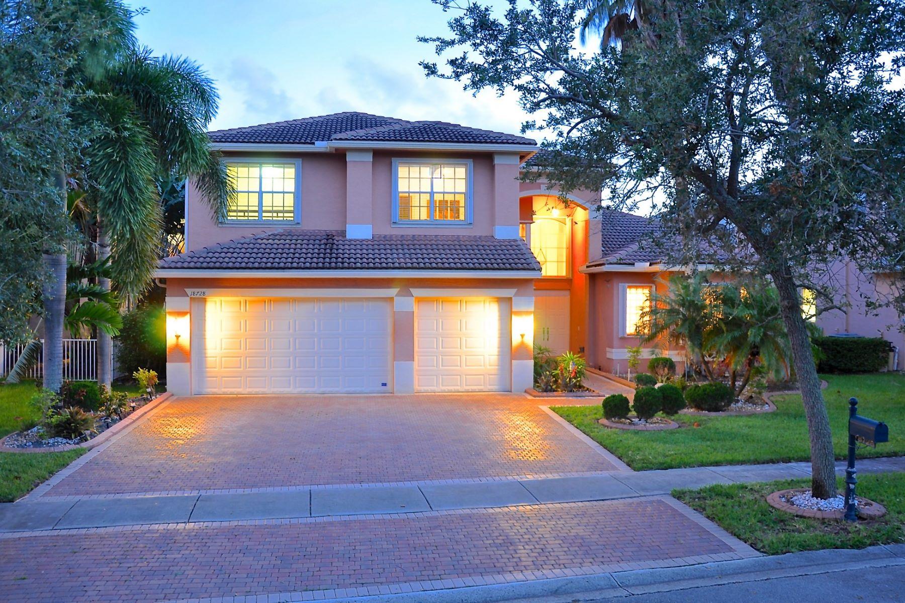 Einfamilienhaus für Verkauf beim 18728 Sw 47th St Miramar, Florida, 33029 Vereinigte Staaten